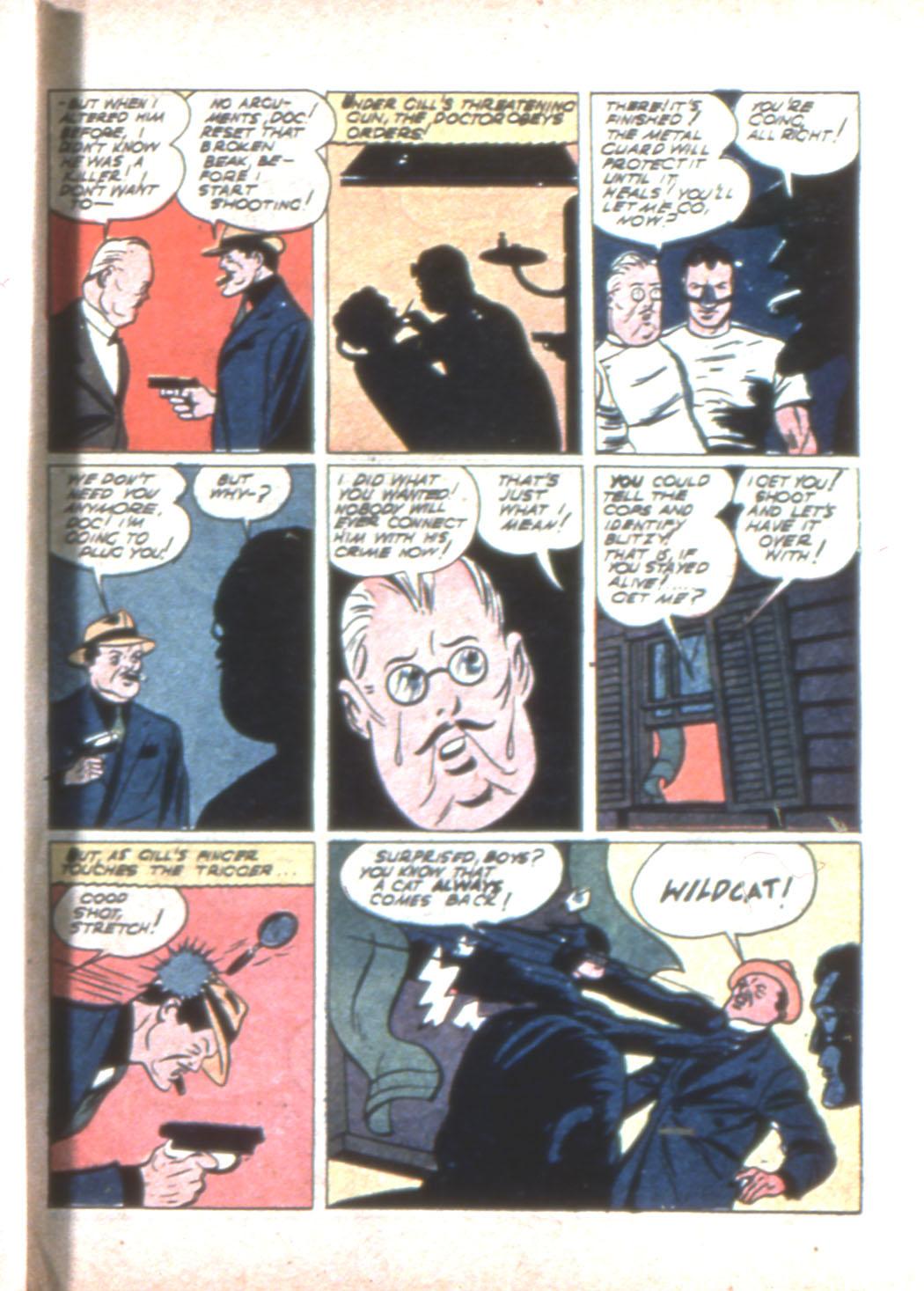 Read online Sensation (Mystery) Comics comic -  Issue #11 - 63