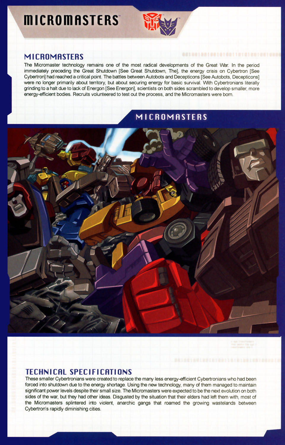Read online Transformers: More than Meets the Eye comic -  Issue #8 - 35
