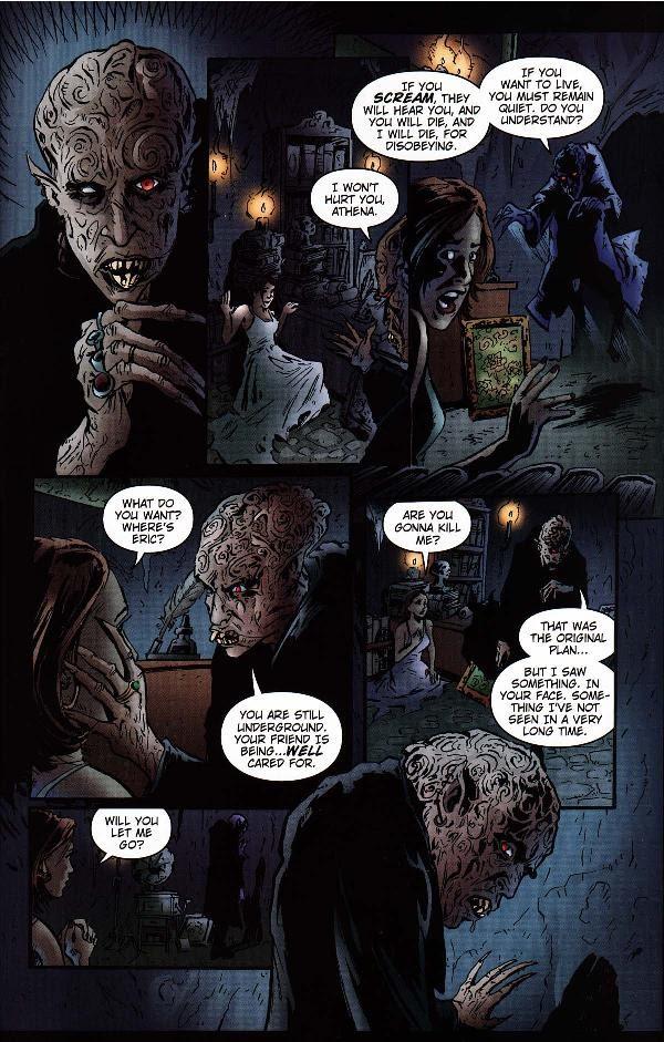Read online Vampire the Masquerade comic -  Issue # Nosferatu - 31