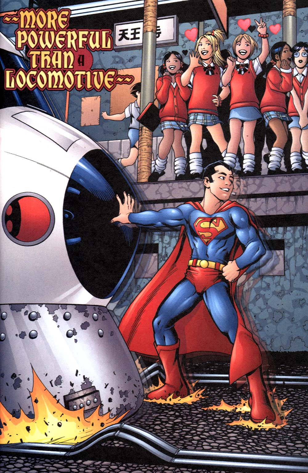 Read online Adventures of Superman (1987) comic -  Issue #600 - 54