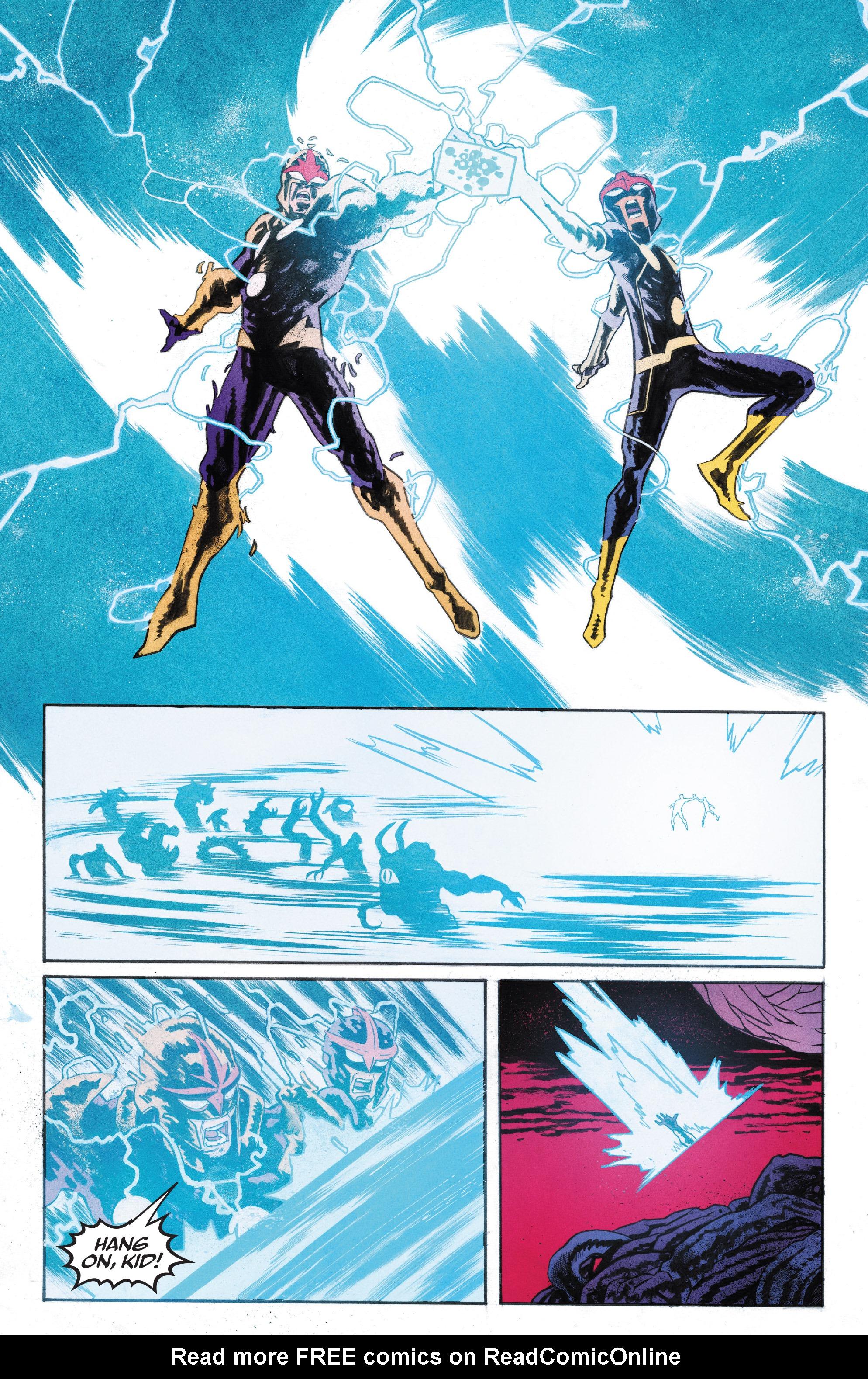 Read online Nova (2017) comic -  Issue #7 - 17