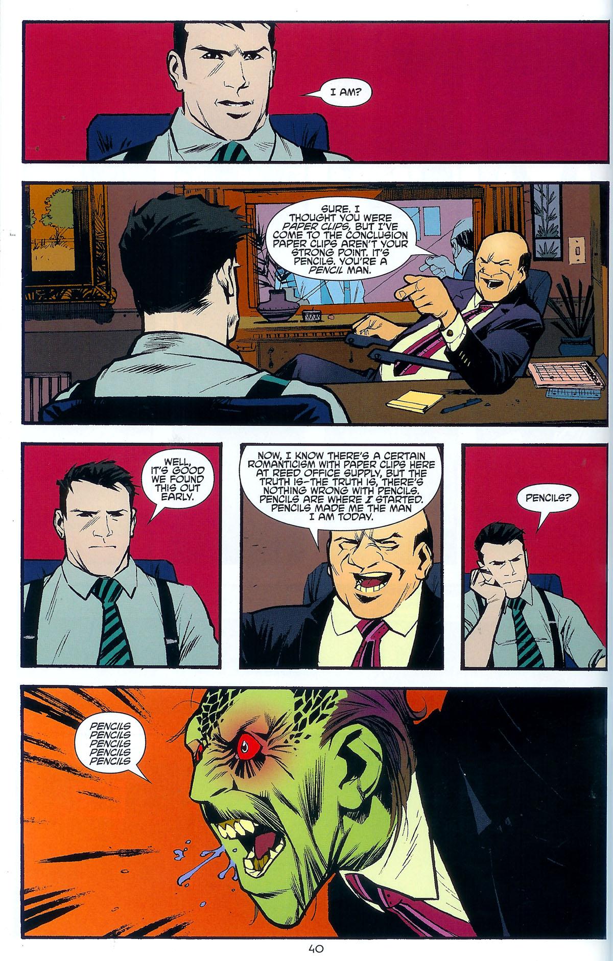Read online Angel: Masks comic -  Issue # Full - 42