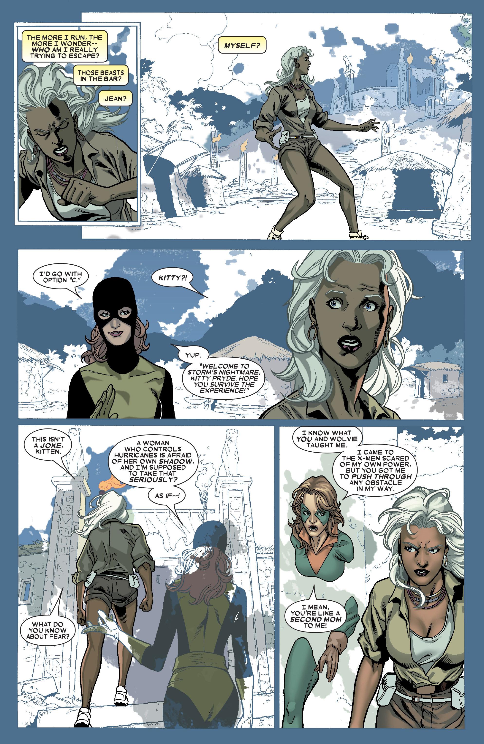 Read online Uncanny X-Men (1963) comic -  Issue # _Annual 1 (2006) - 29