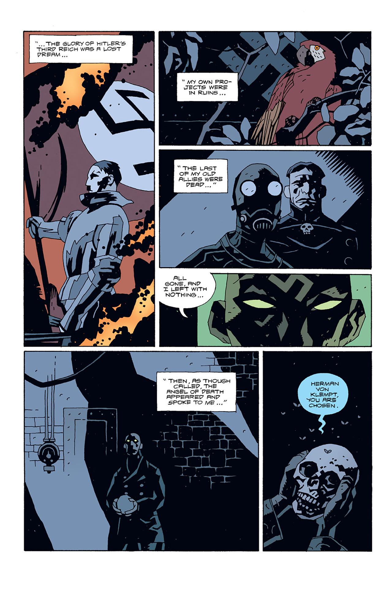 Read online Hellboy: Conqueror Worm comic -  Issue #3 - 26