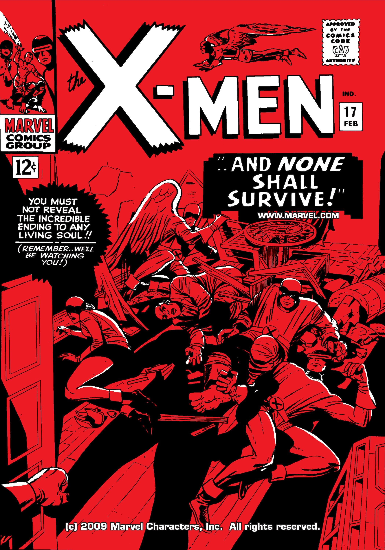 Uncanny X-Men (1963) 17 Page 0