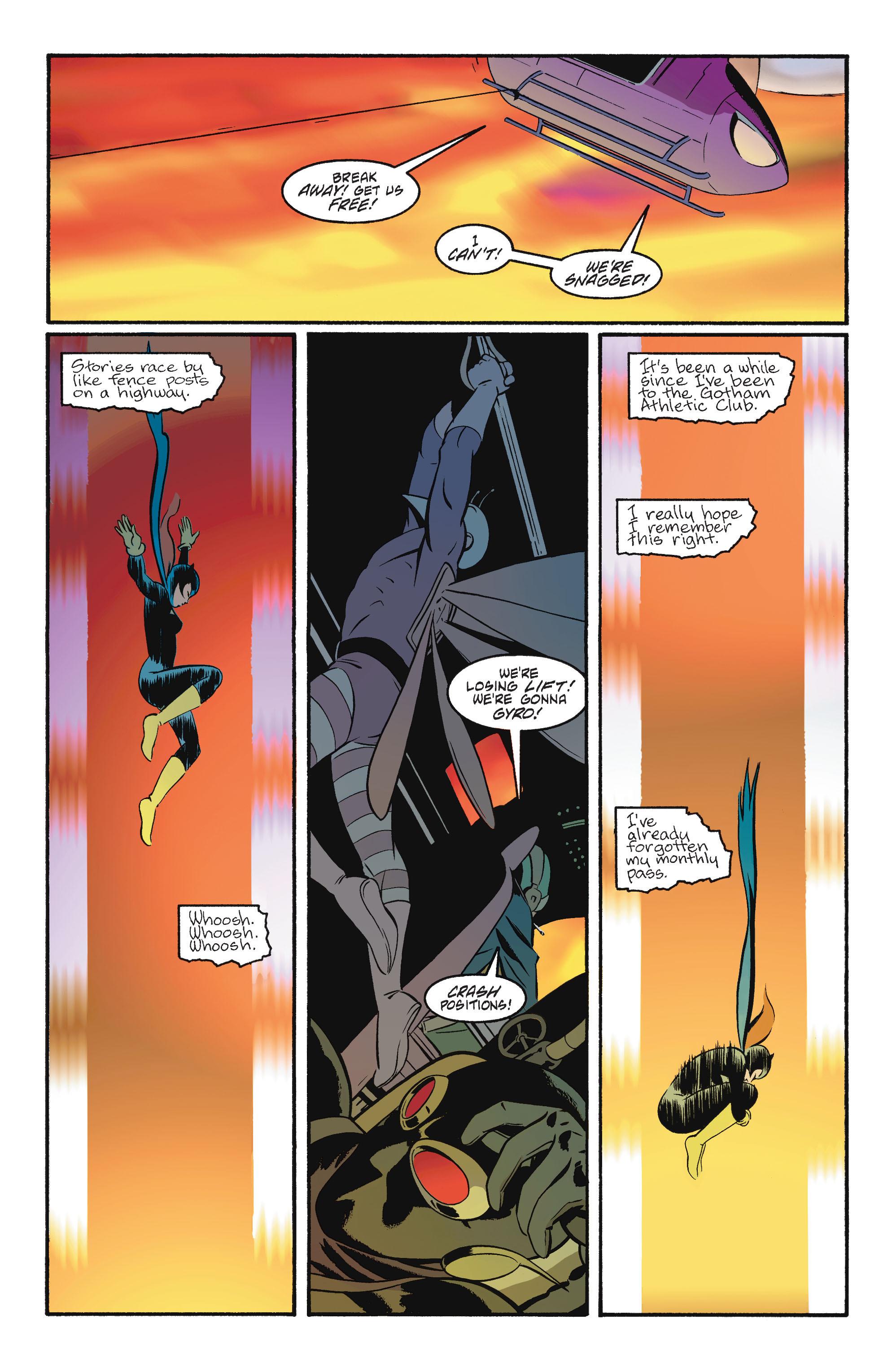 Read online Batgirl/Robin: Year One comic -  Issue # TPB 2 - 185