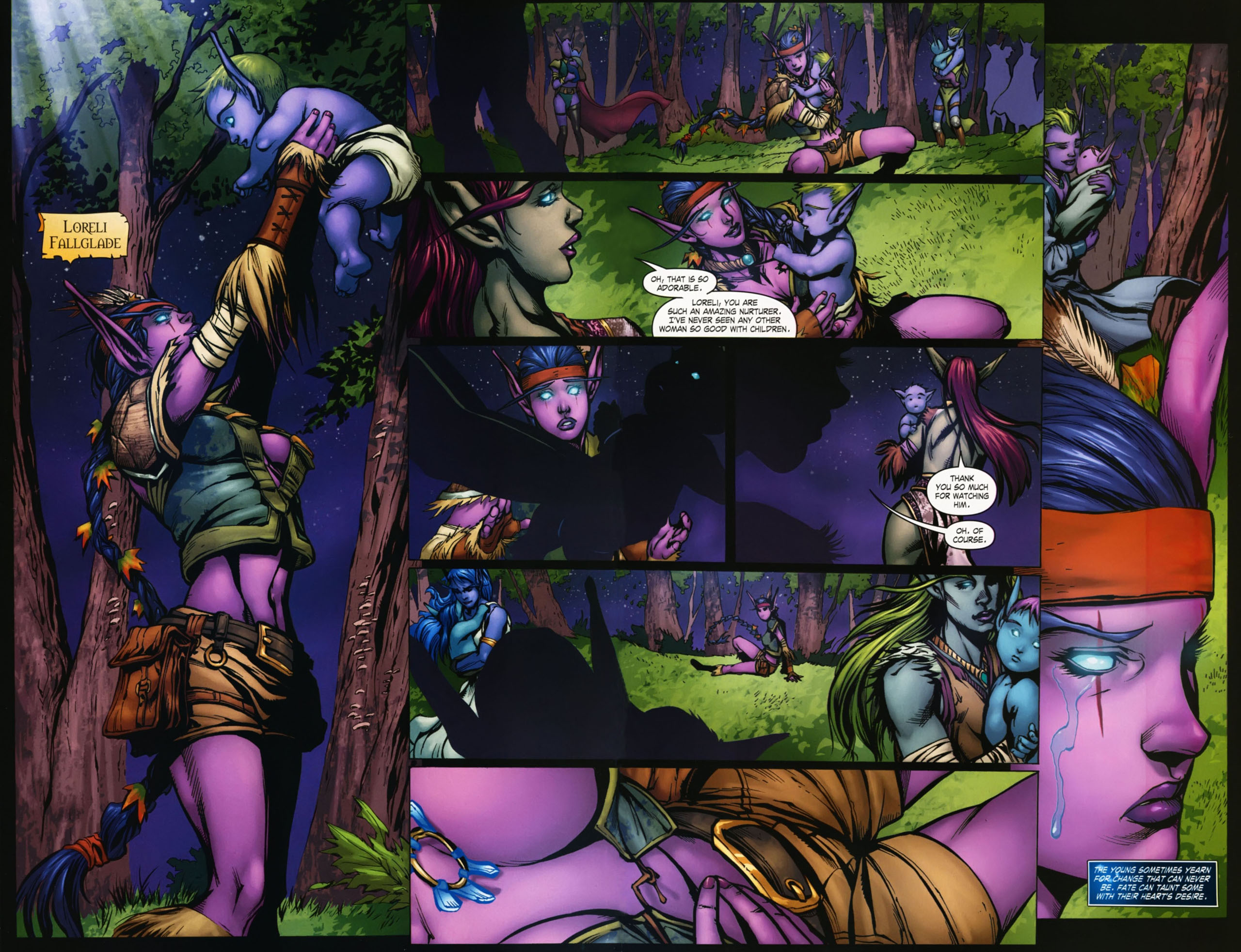 Read online World of Warcraft Special comic -  Issue # Full - 18