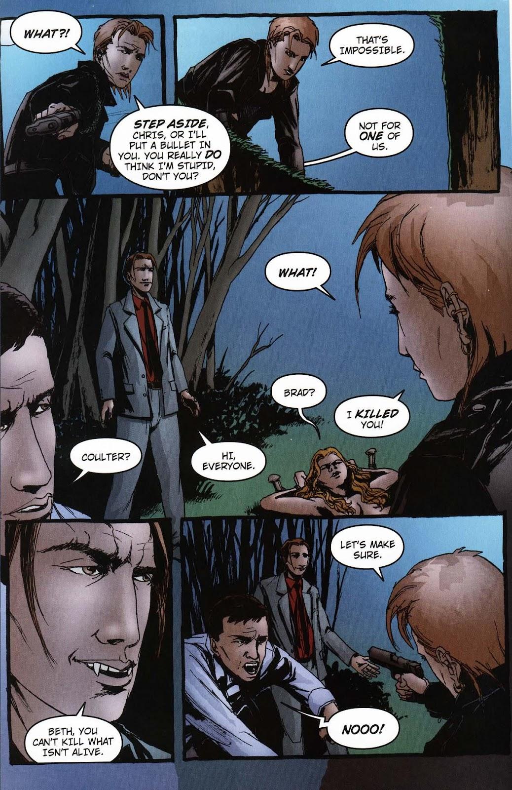 Read online Vampire the Masquerade comic -  Issue # Ventrue - 46