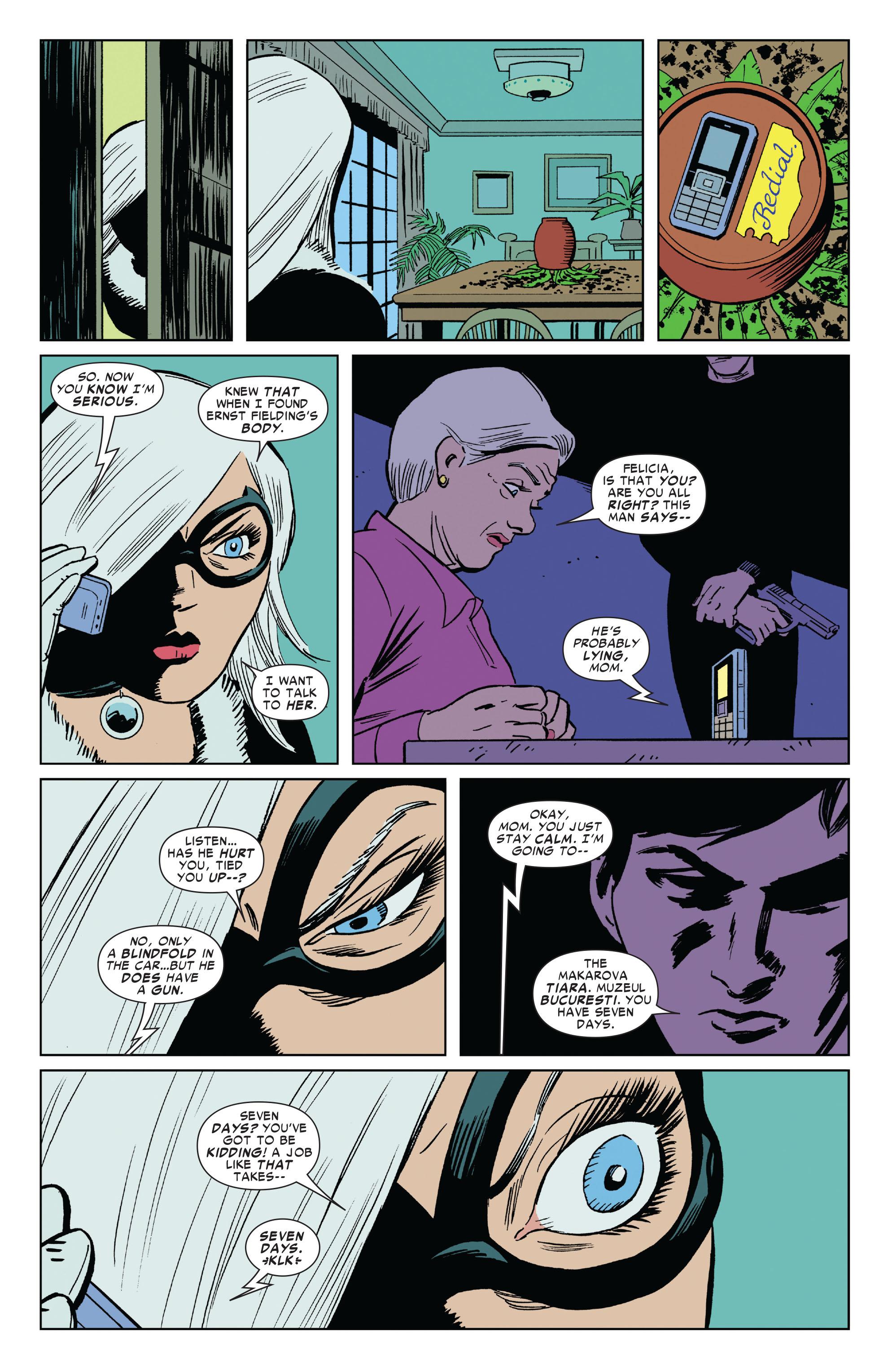Read online Amazing Spider-Man Presents: Black Cat comic -  Issue #2 - 5