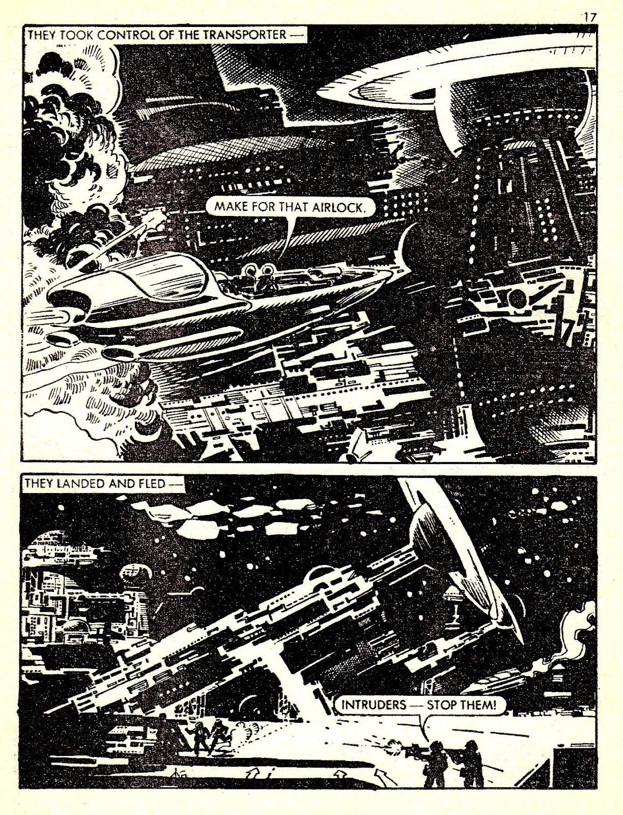 Starblazer issue 140 - Page 17