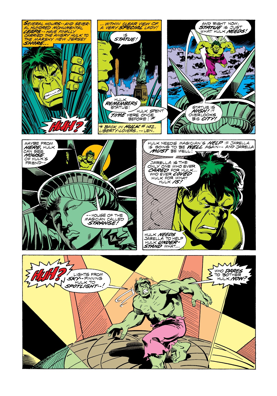 Read online Marvel Masterworks: The Incredible Hulk comic -  Issue # TPB 12 (Part 3) - 15