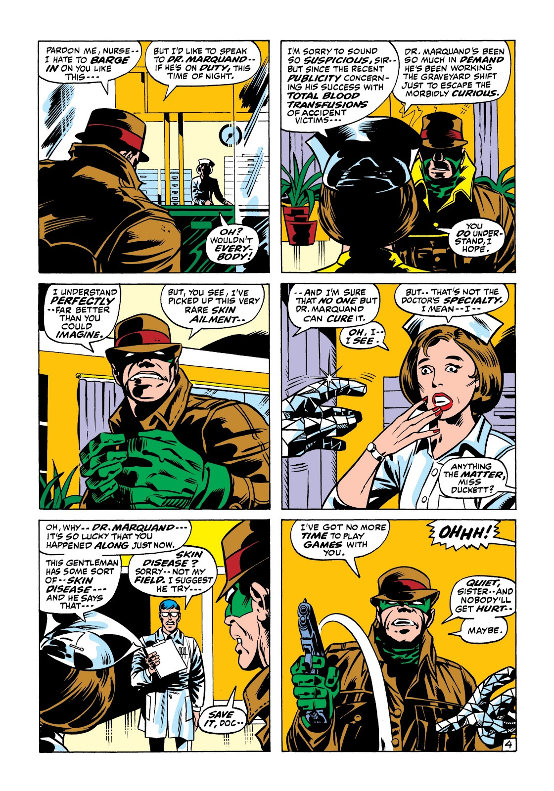 Read online Marvel Masterworks: The Incredible Hulk comic -  Issue # TPB 7 (Part 1) - 71