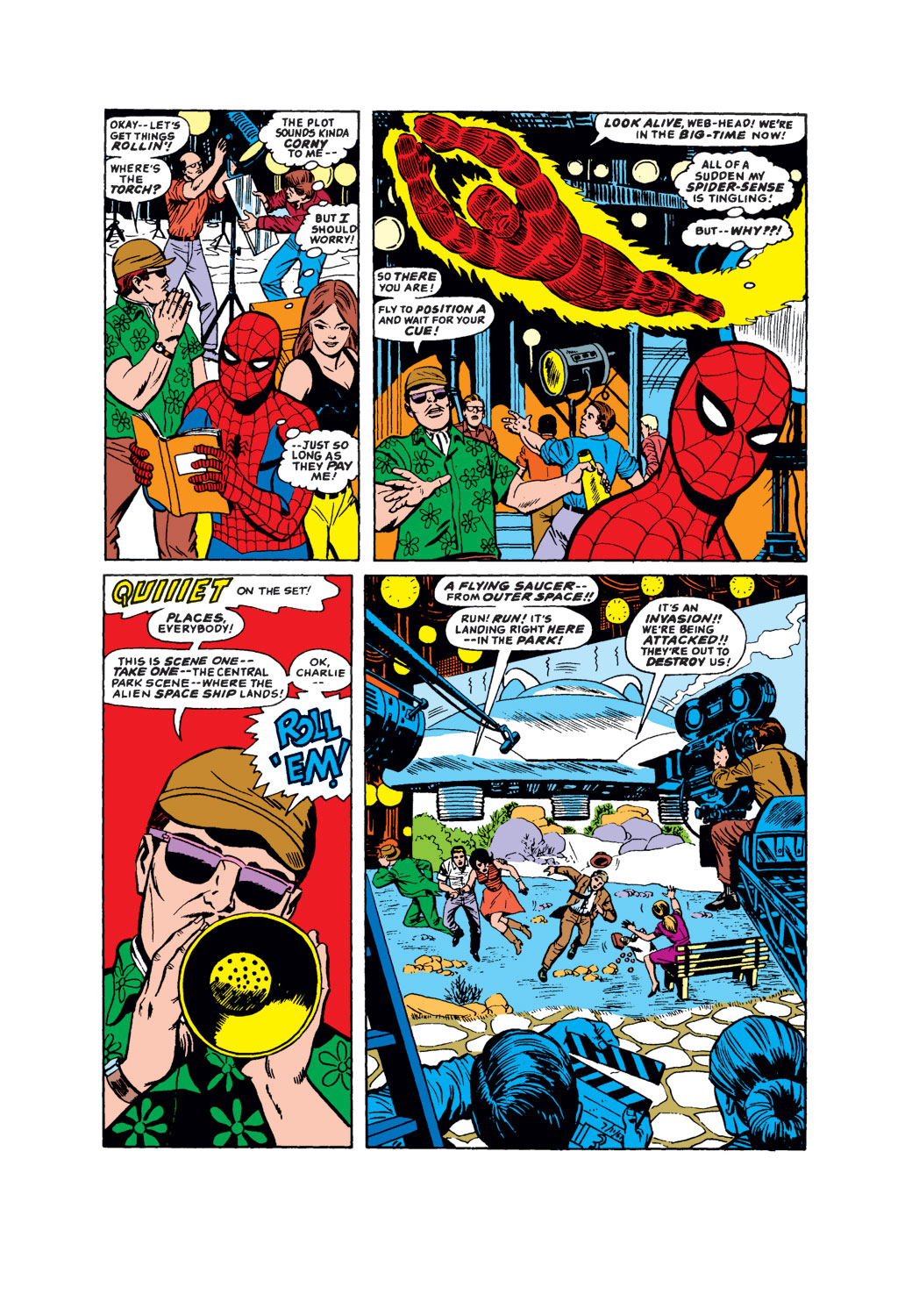 The Amazing Spider-Man (1963) _Annual_4 Page 12