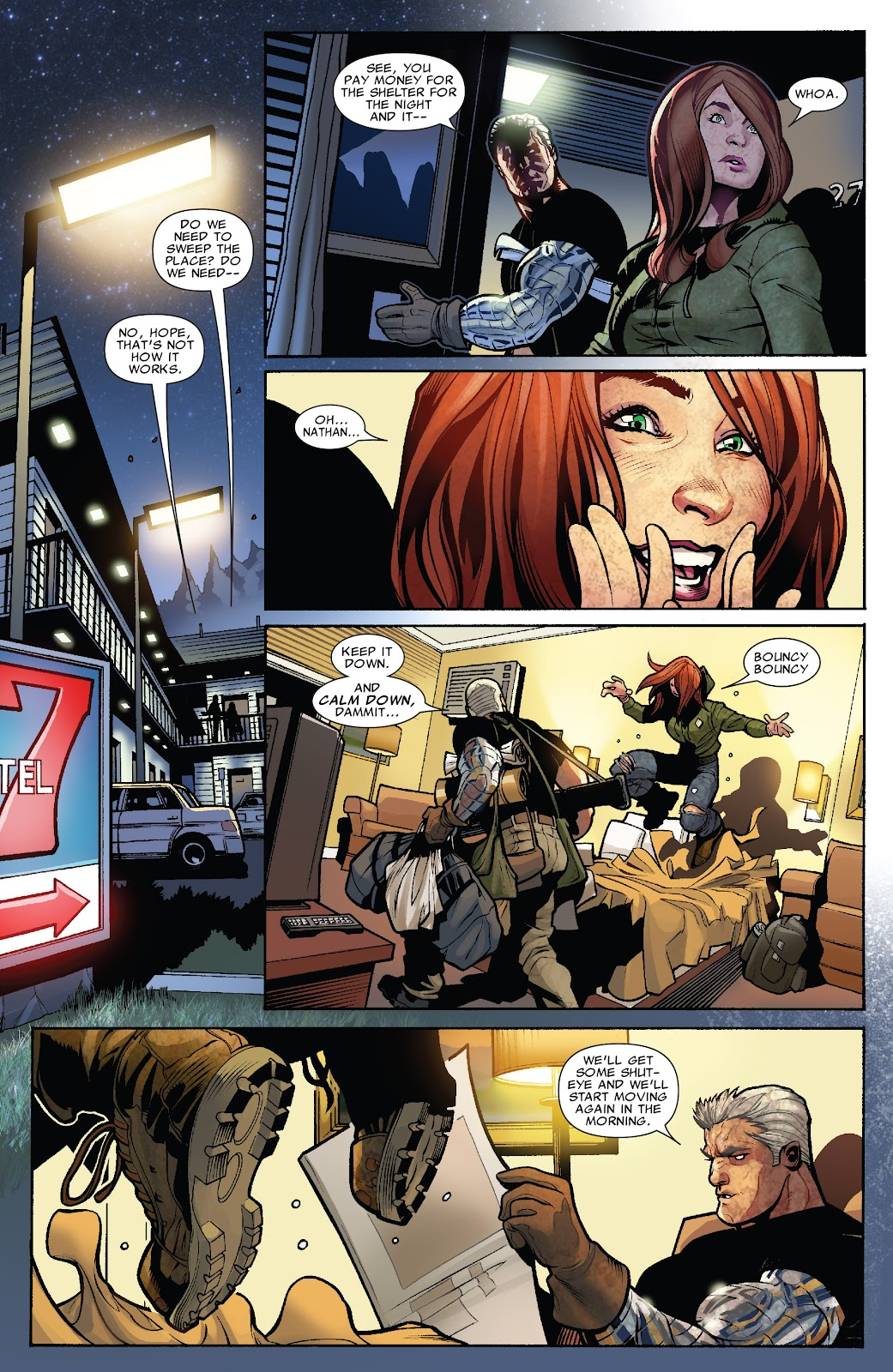Read online X-Men: Second Coming comic -  Issue # _TPB (Part 1) - 52
