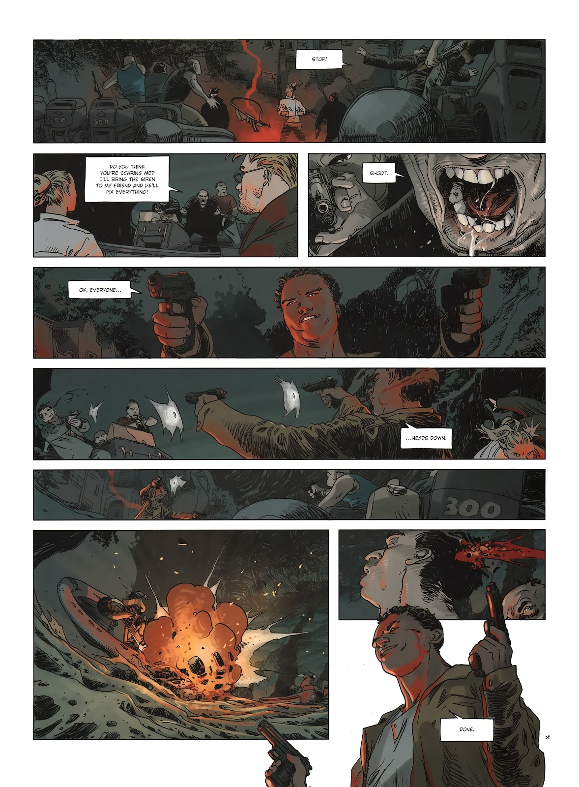 Read online Cutting Edge (2013) comic -  Issue #2 - 40