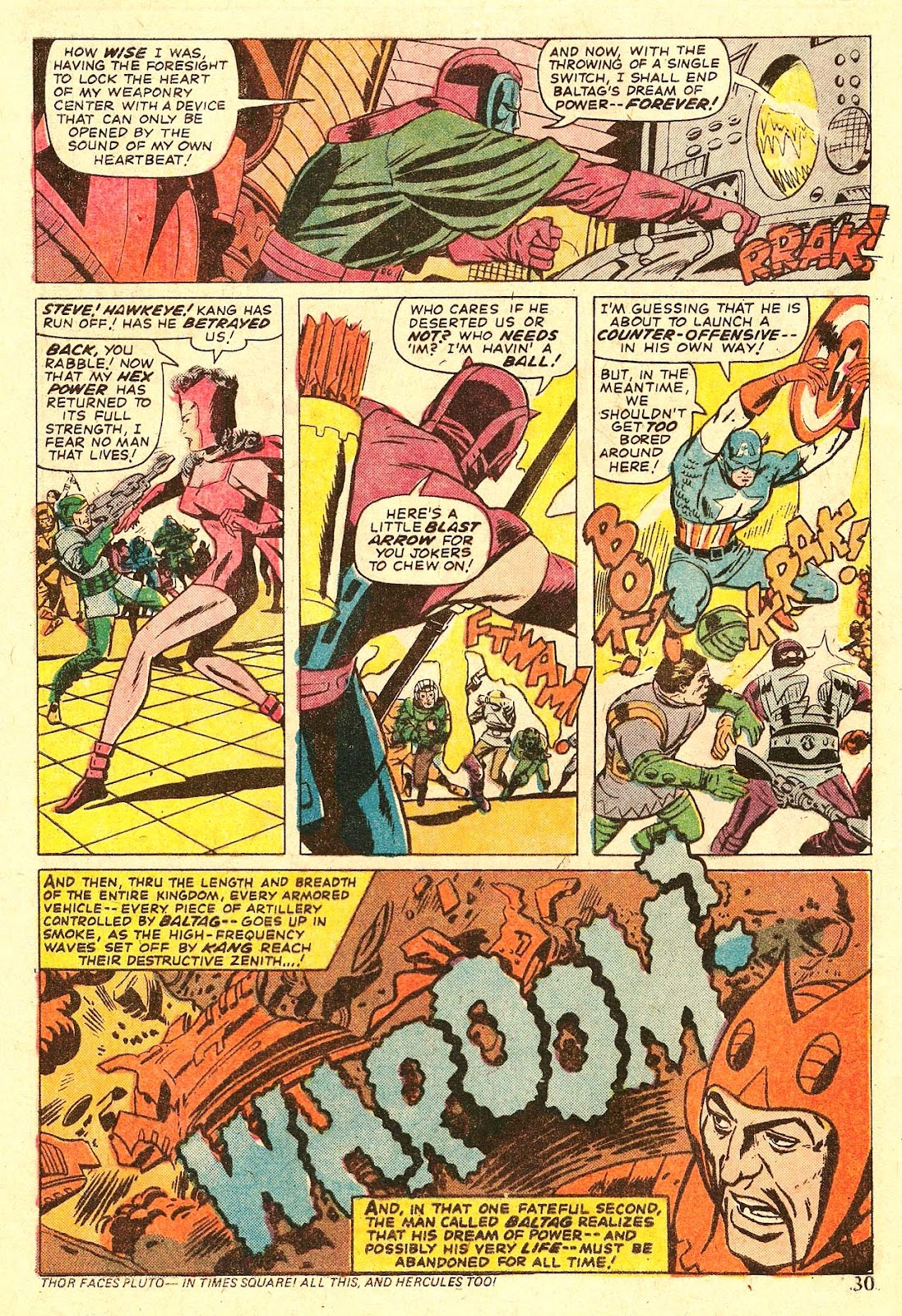 Marvel Triple Action (1972) issue 18 - Page 32
