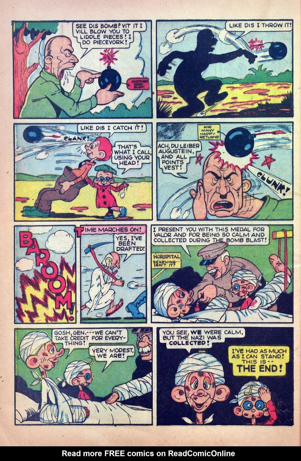 Read online Joker Comics comic -  Issue #12 - 56