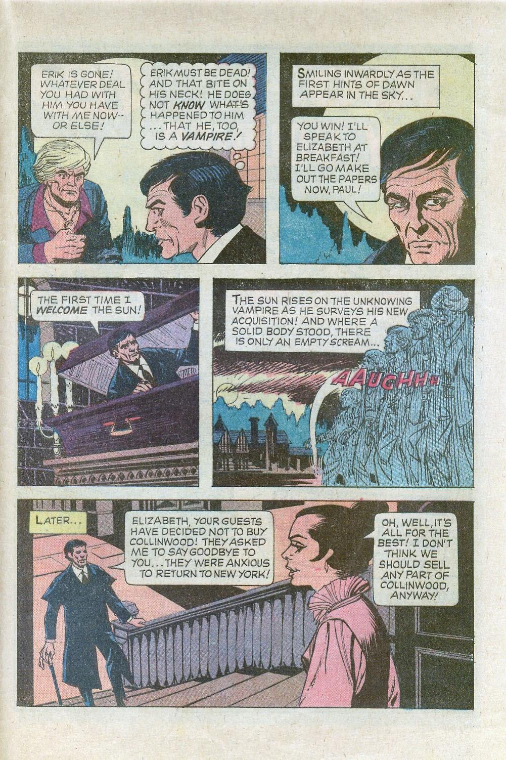Dark Shadows (1969) issue 18 - Page 33