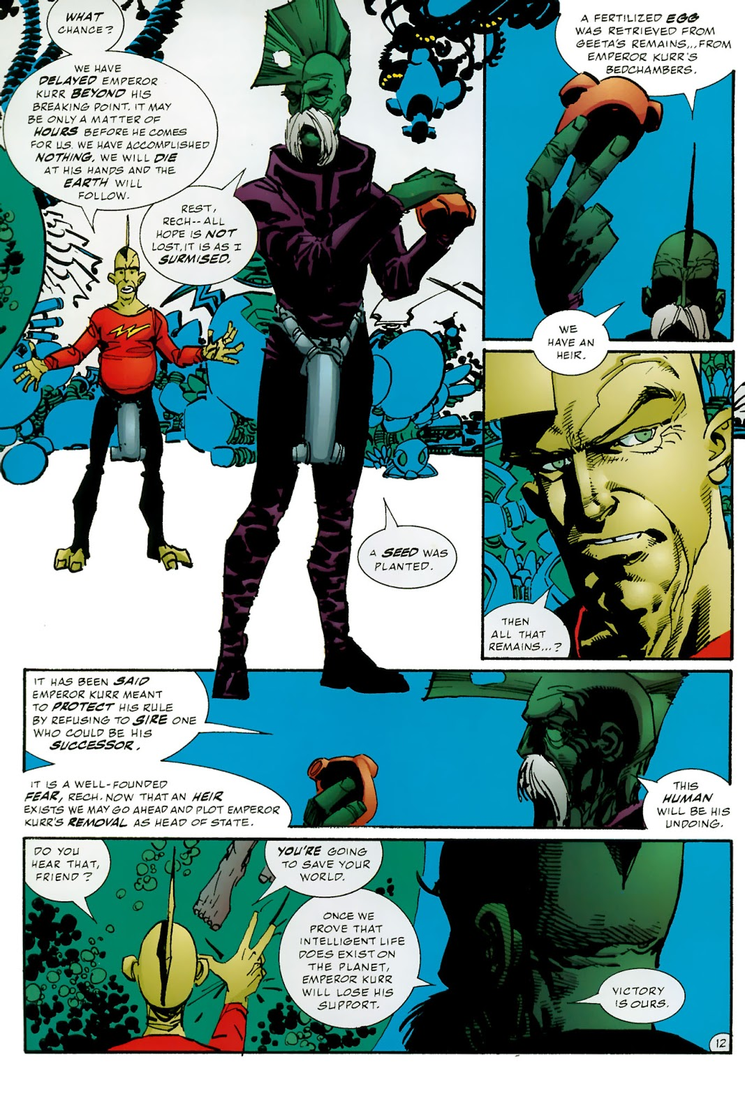 The Savage Dragon (1993) Issue #150 #153 - English 85
