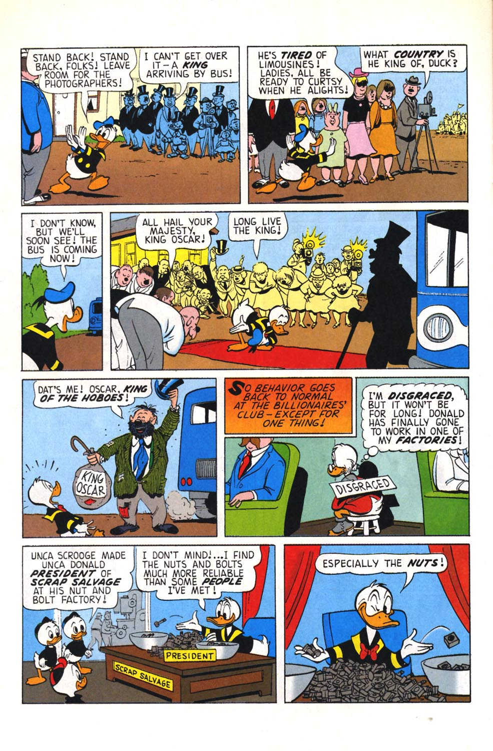Read online Uncle Scrooge (1953) comic -  Issue #305 - 28