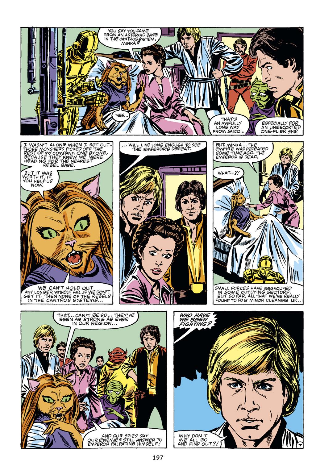 Read online Star Wars Omnibus comic -  Issue # Vol. 21 - 189
