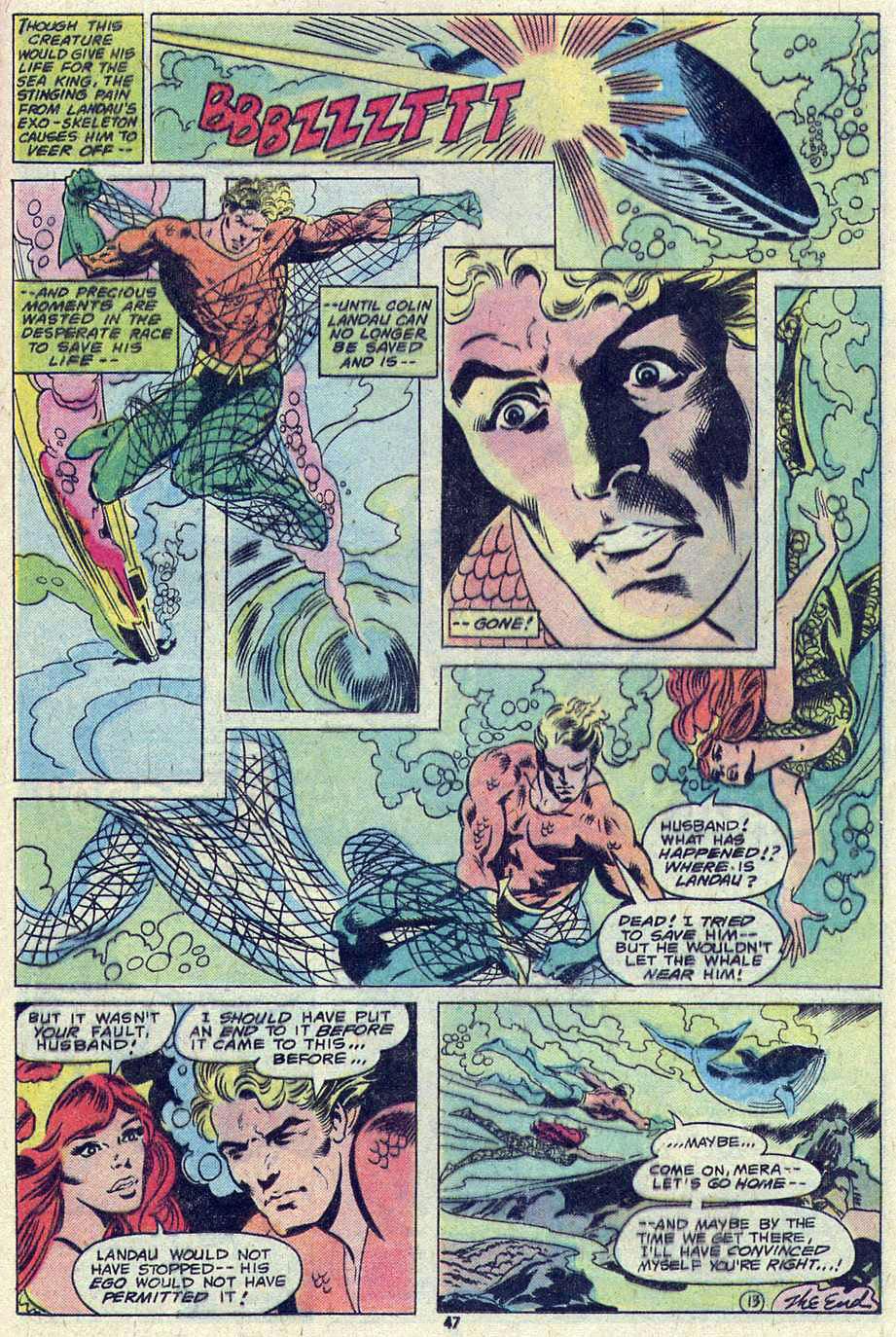 Read online Adventure Comics (1938) comic -  Issue #460 - 47