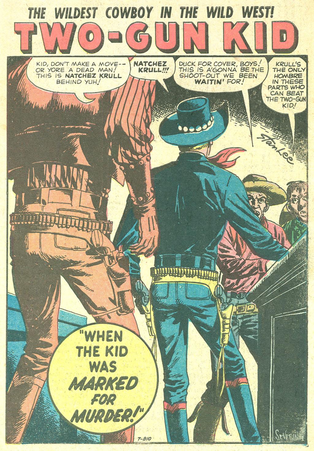 Read online Two-Gun Kid comic -  Issue #55 - 3