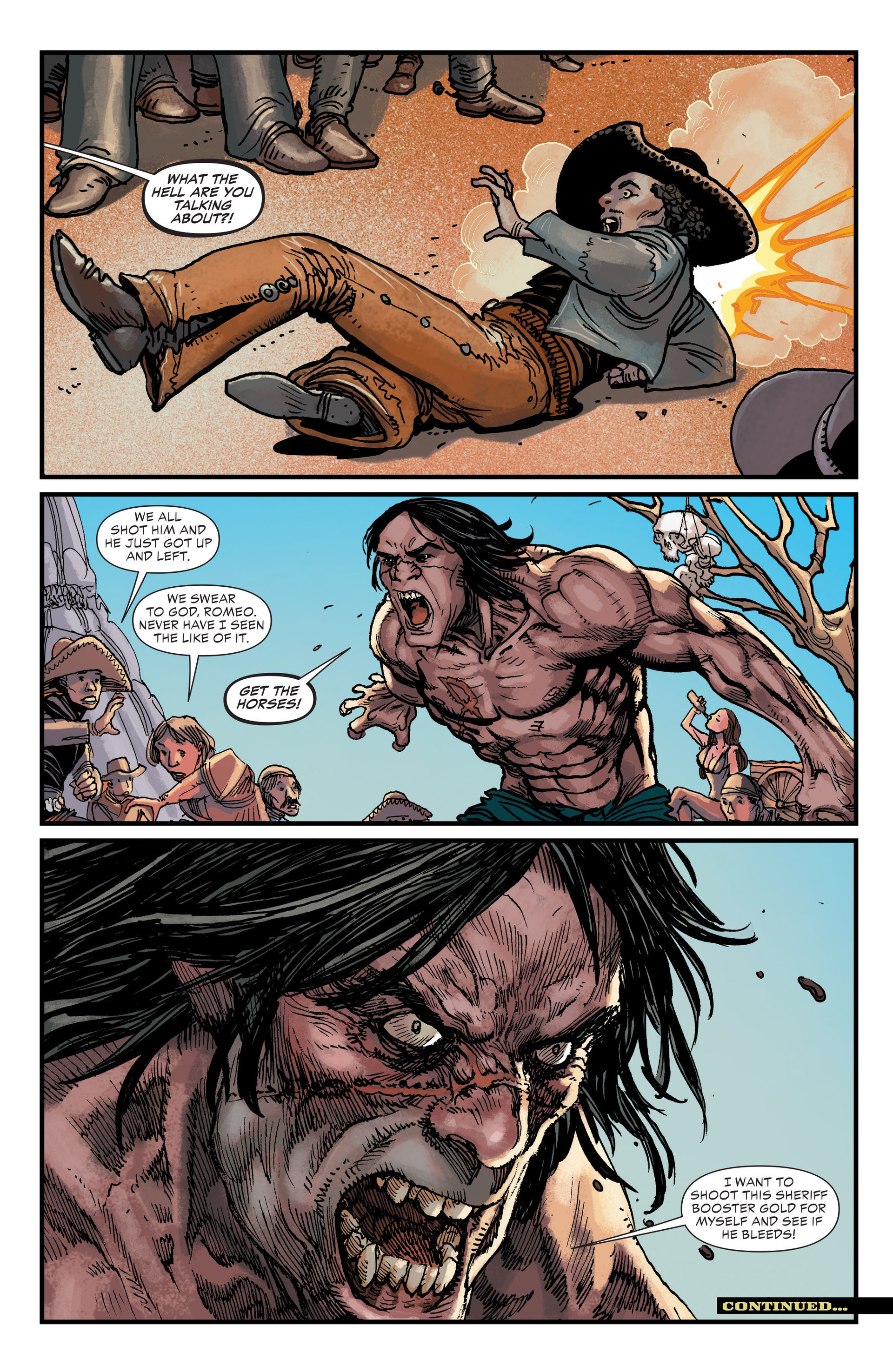 Read online All-Star Western (2011) comic -  Issue #20 - 20