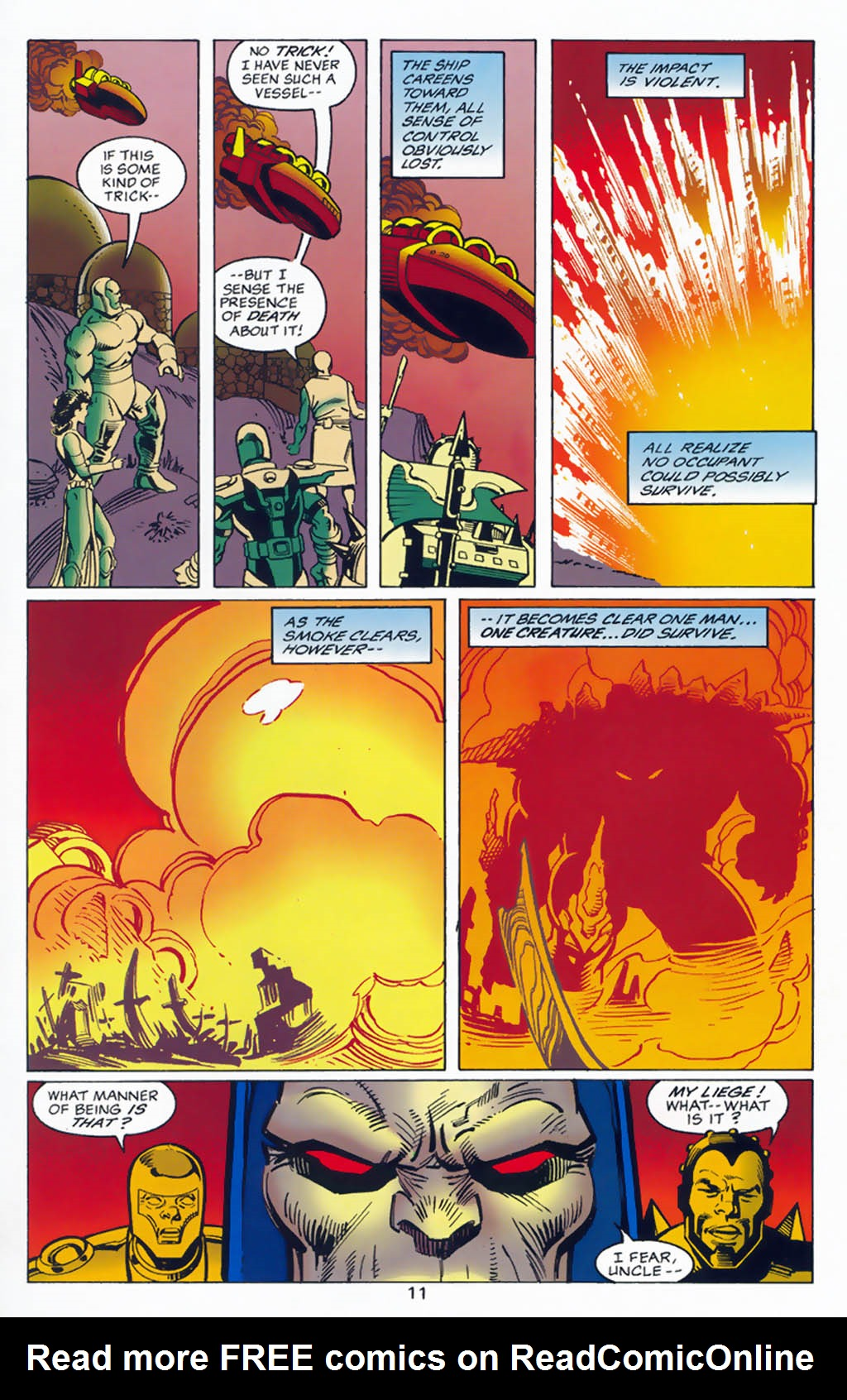 Read online Doomsday Annual comic -  Issue # Full - 12