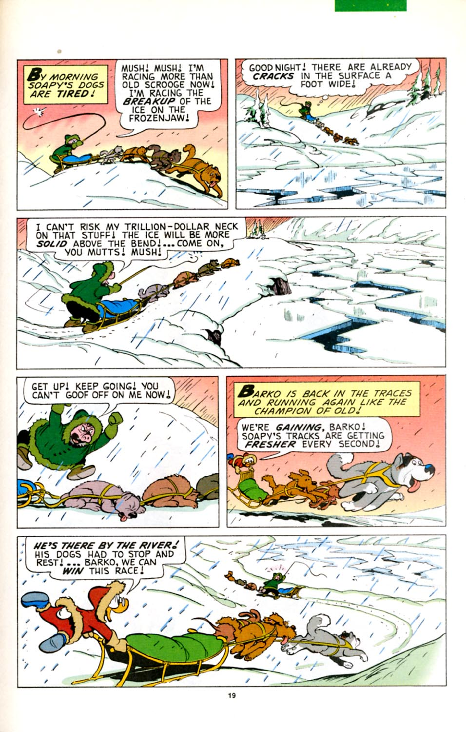 Read online Uncle Scrooge (1953) comic -  Issue #278 - 20