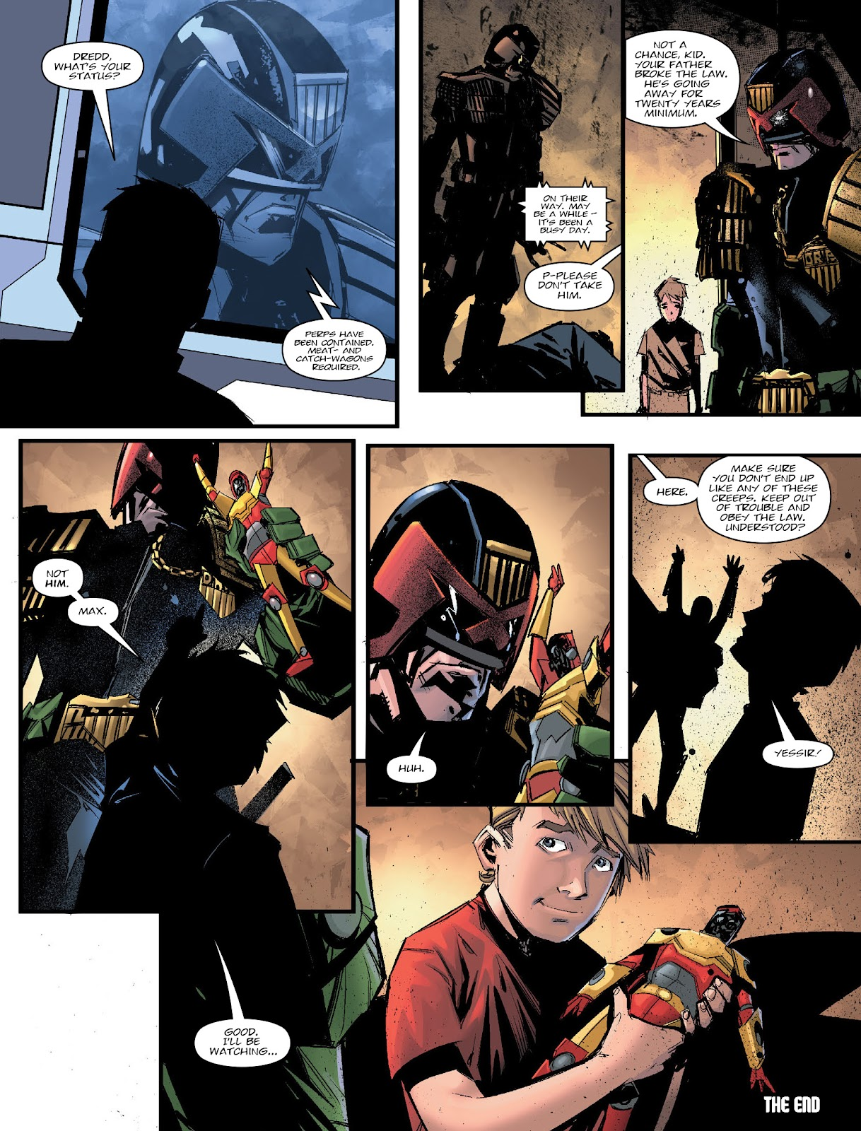 Judge Dredd Megazine (Vol. 5) issue 427 - Page 14