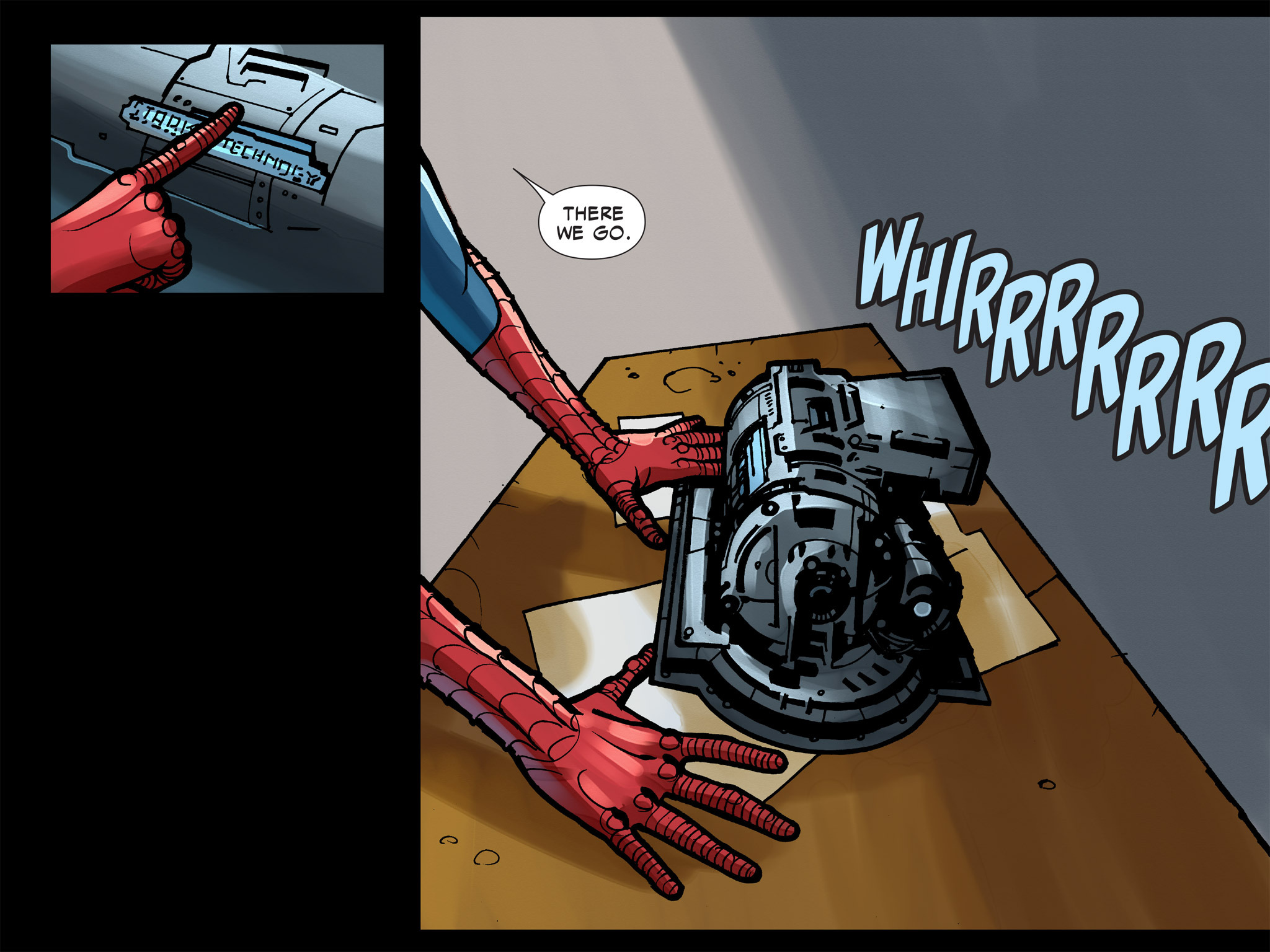Read online Amazing Spider-Man: Who Am I? comic -  Issue # Full (Part 2) - 18