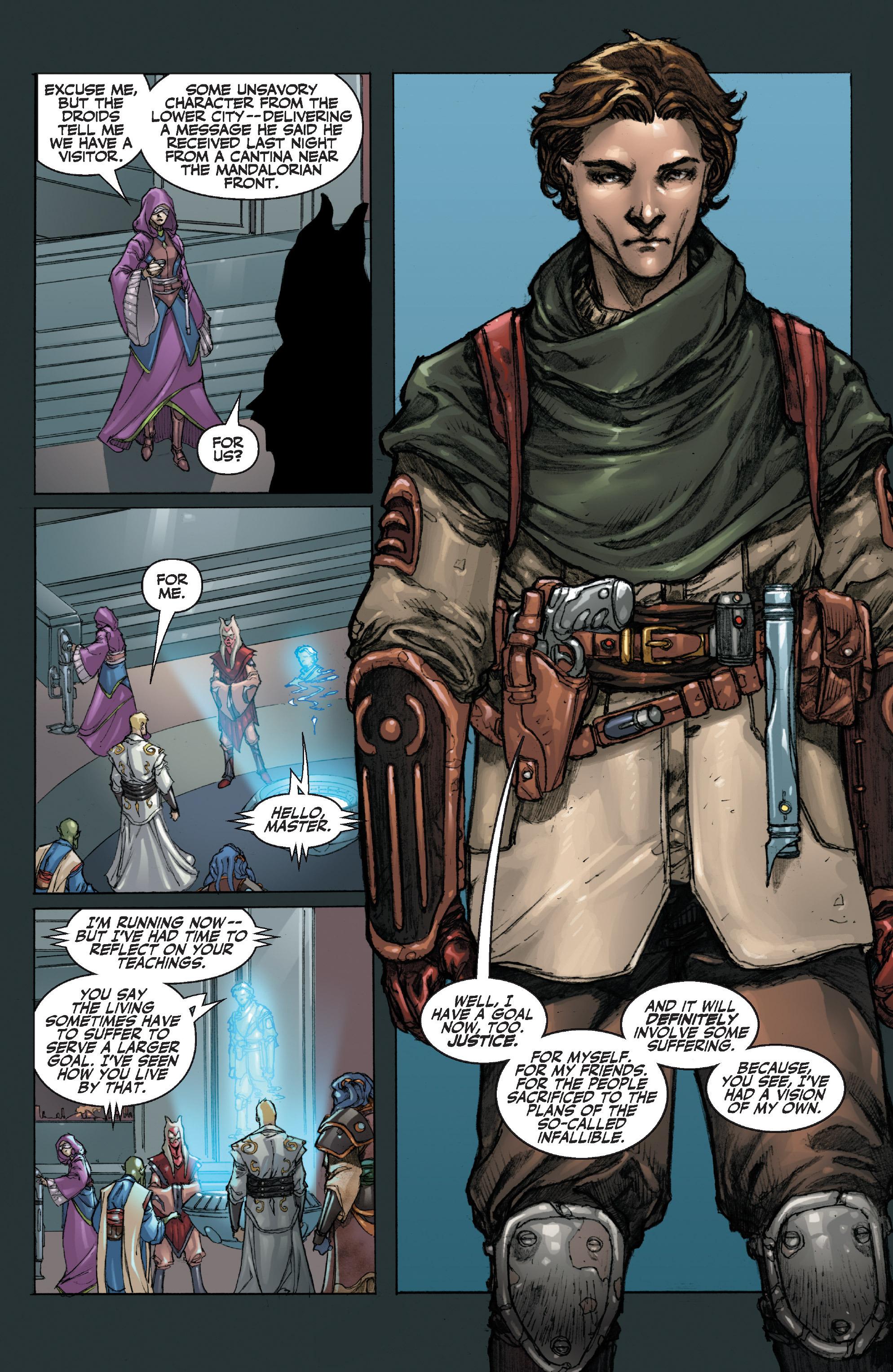 Read online Star Wars Omnibus comic -  Issue # Vol. 29 - 141