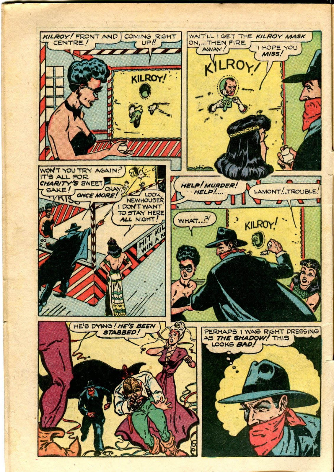 Shadow Comics issue 81 - Page 6