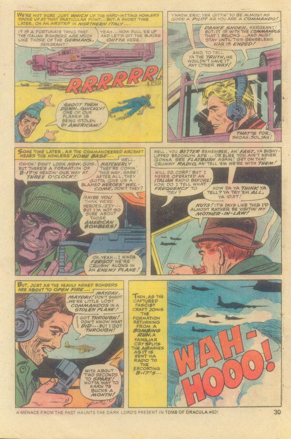 Read online Sgt. Fury comic -  Issue #138 - 32