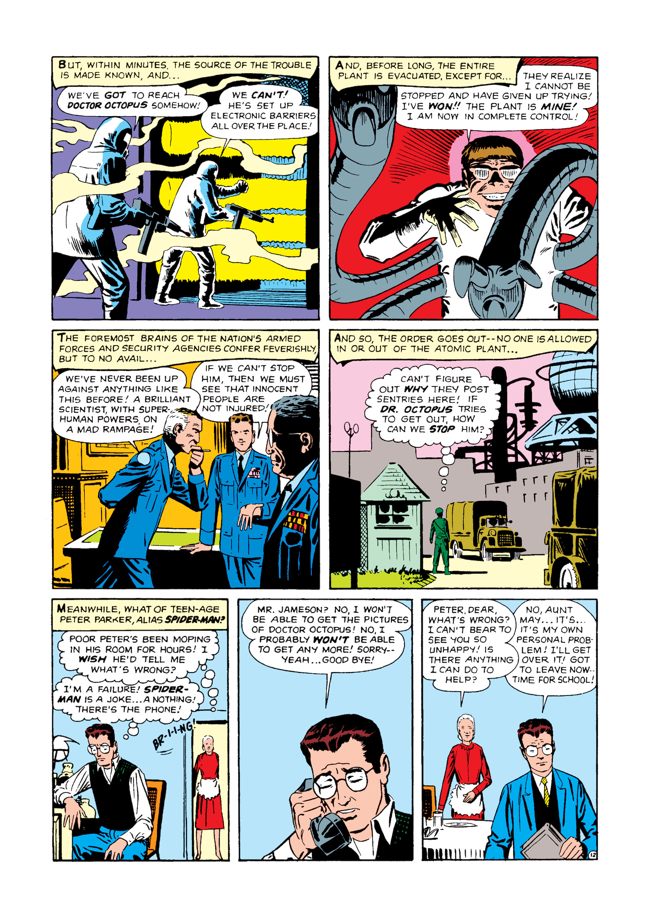 The Amazing Spider-Man (1963) 3 Page 12