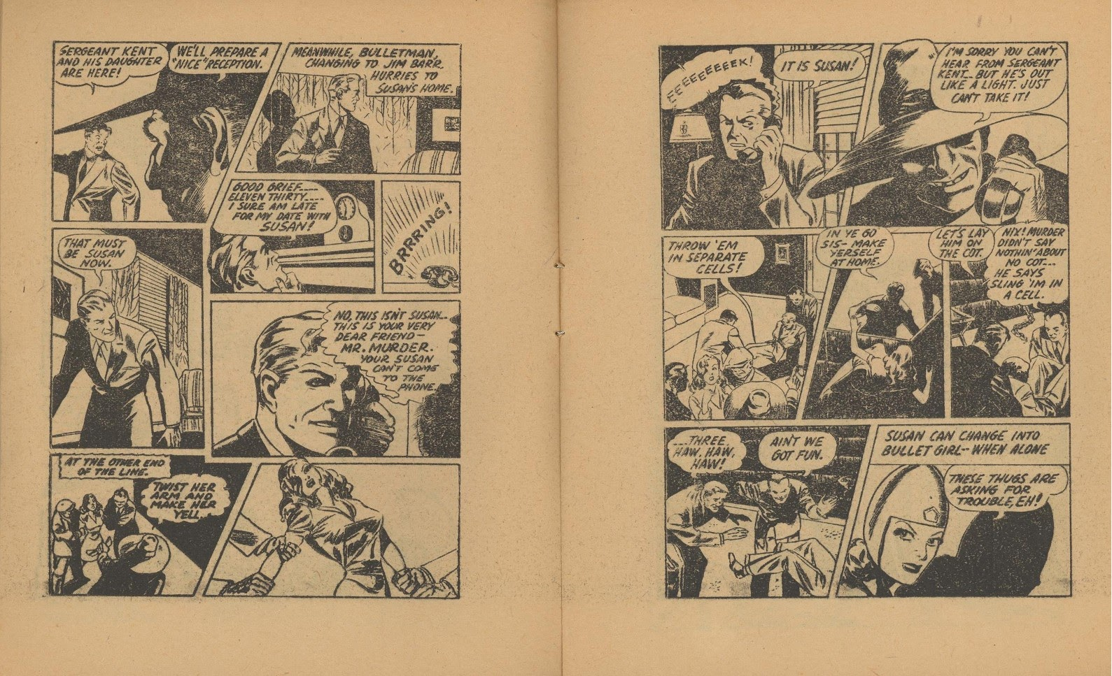 Bulletman issue 11 - Page 6