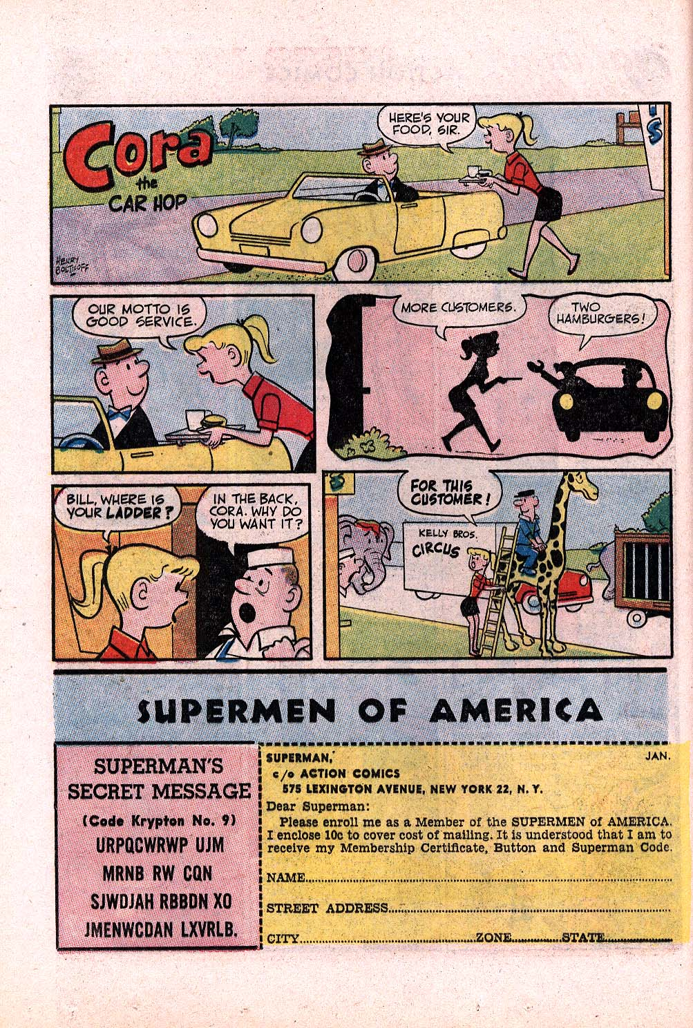 Read online Action Comics (1938) comic -  Issue #296 - 16