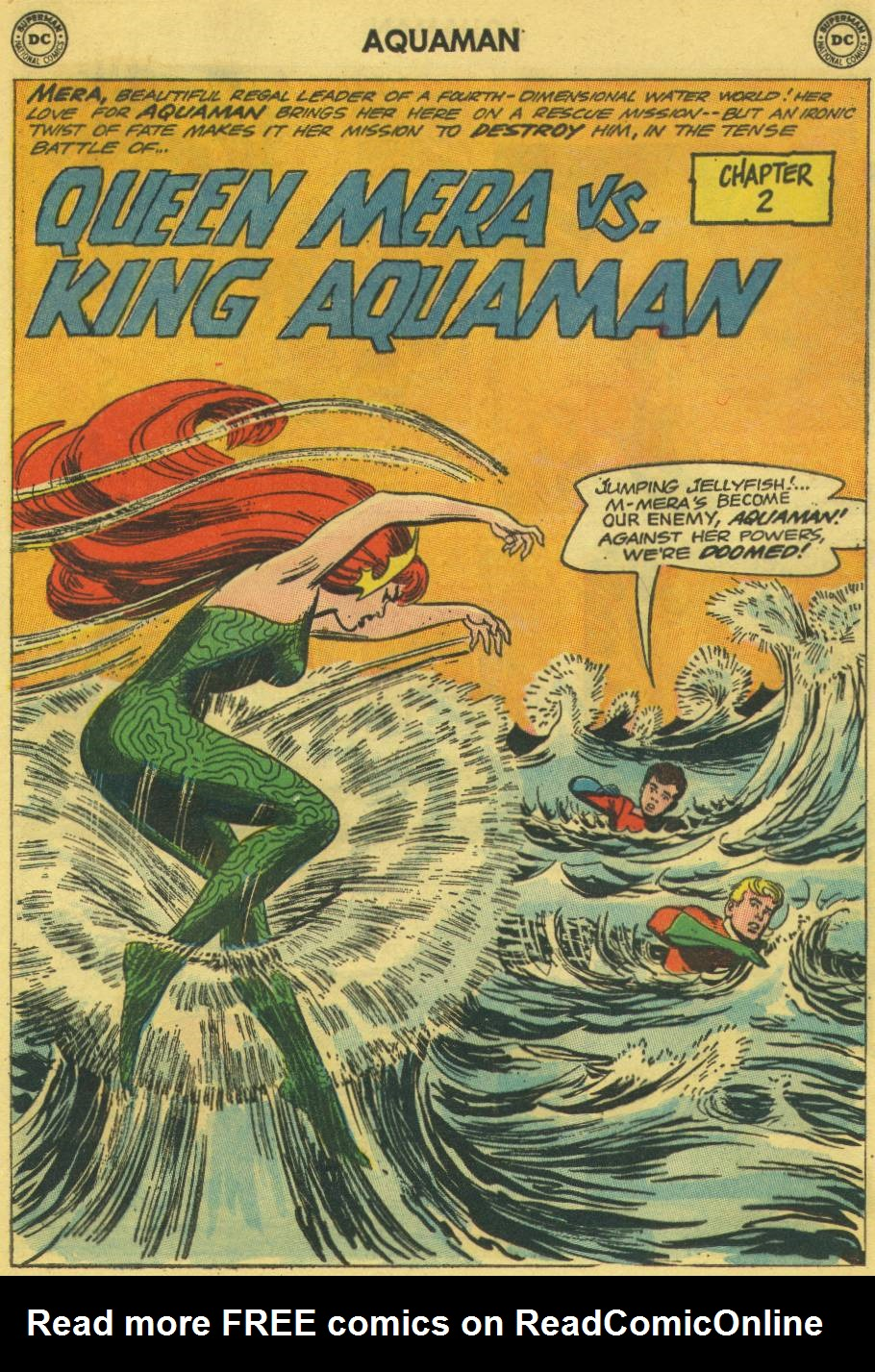 Read online Aquaman (1962) comic -  Issue #13 - 13