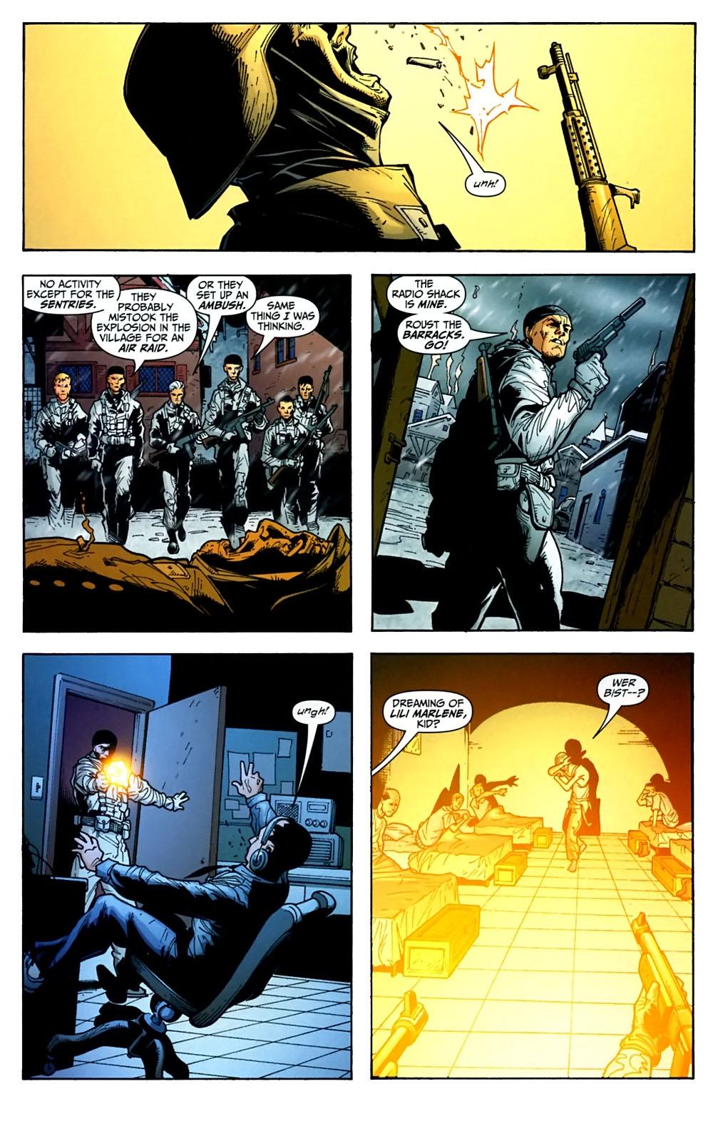 Read online Team Zero comic -  Issue #3 - 11