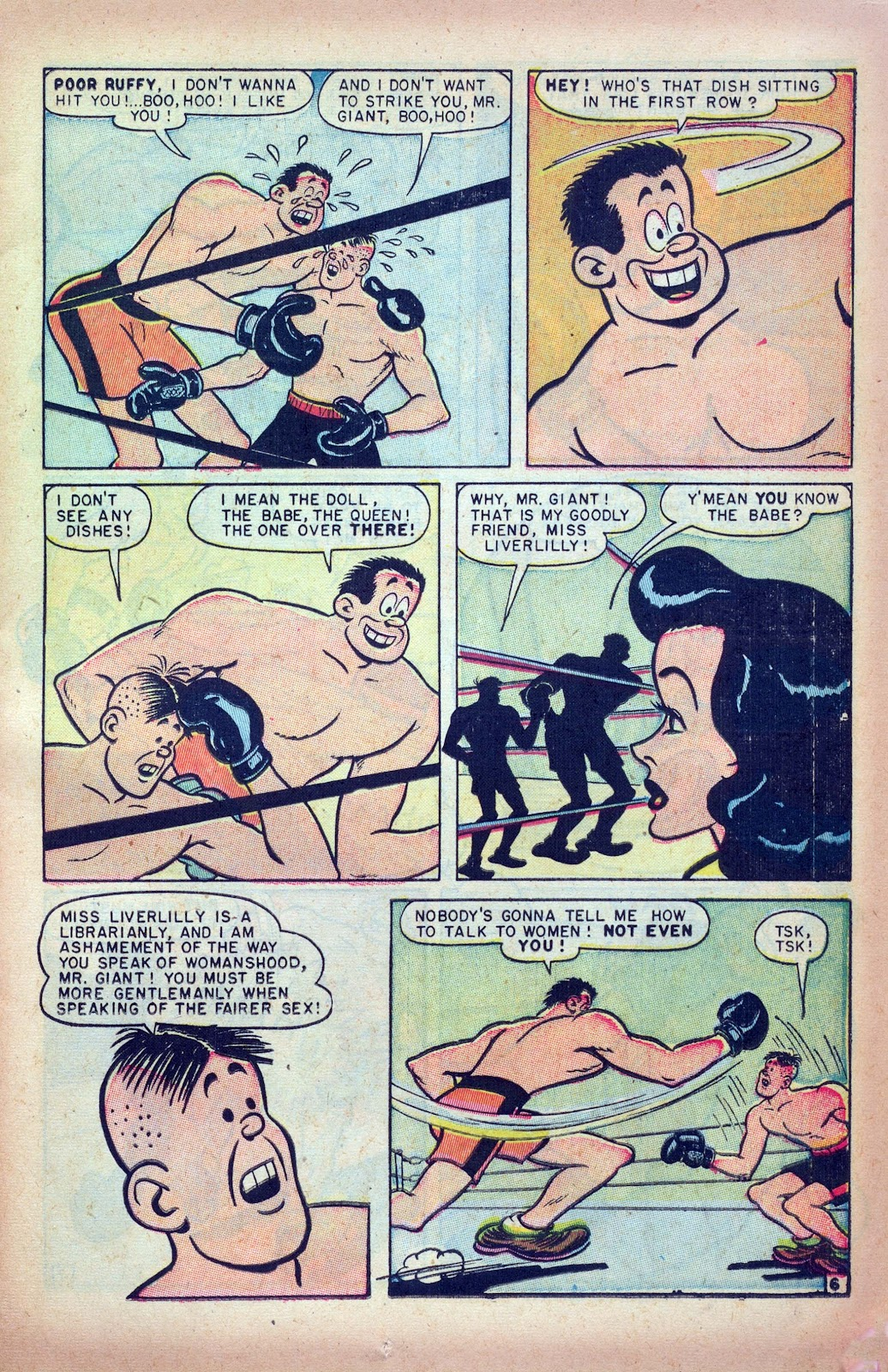 Read online Joker Comics comic -  Issue #27 - 17