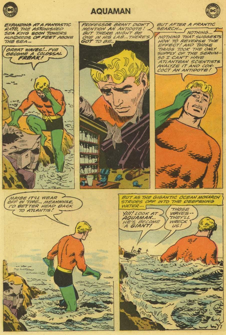 Aquaman (1962) Issue #21 #21 - English 10