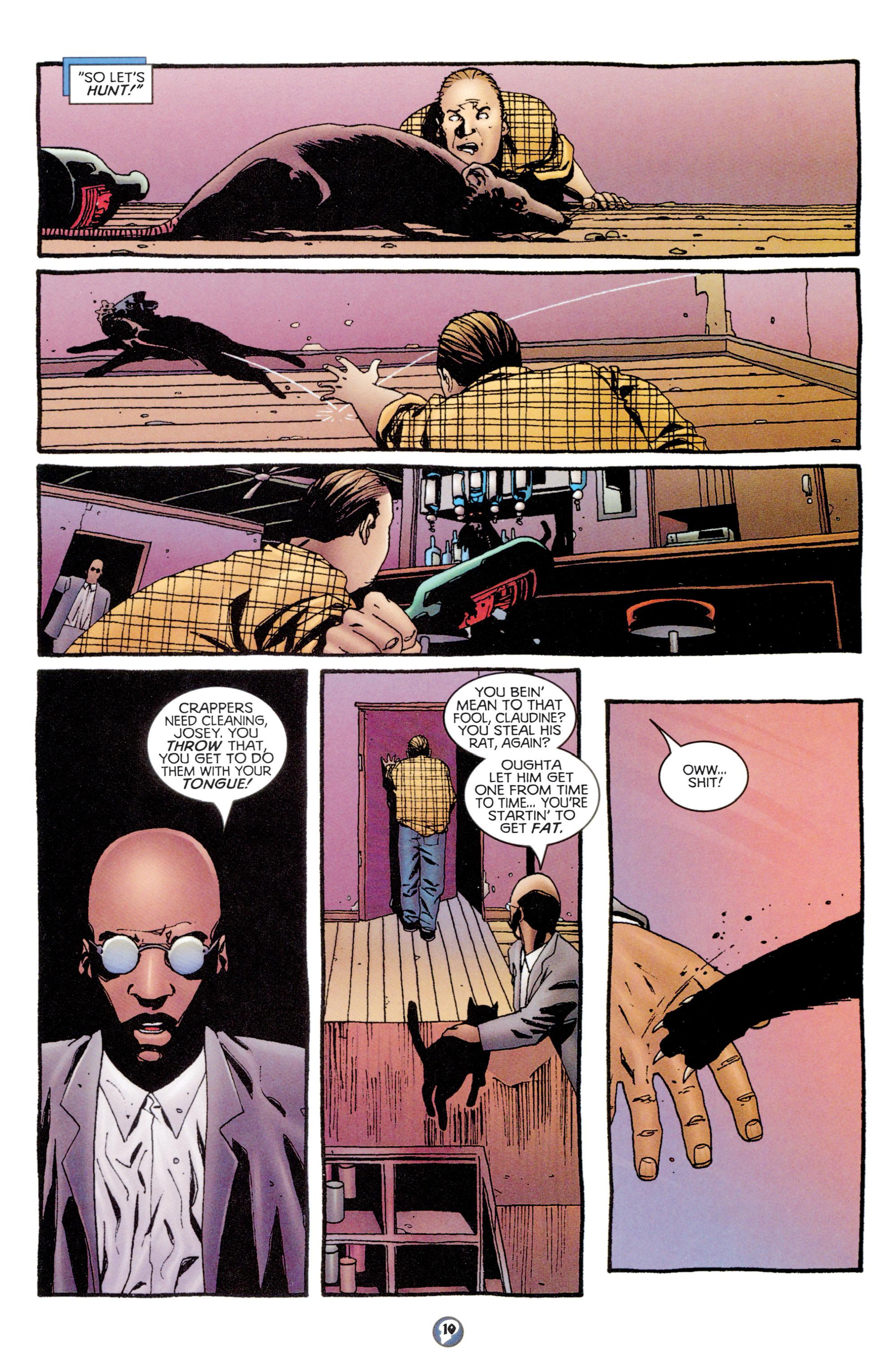 Read online Shadowman (1997) comic -  Issue #9 - 9