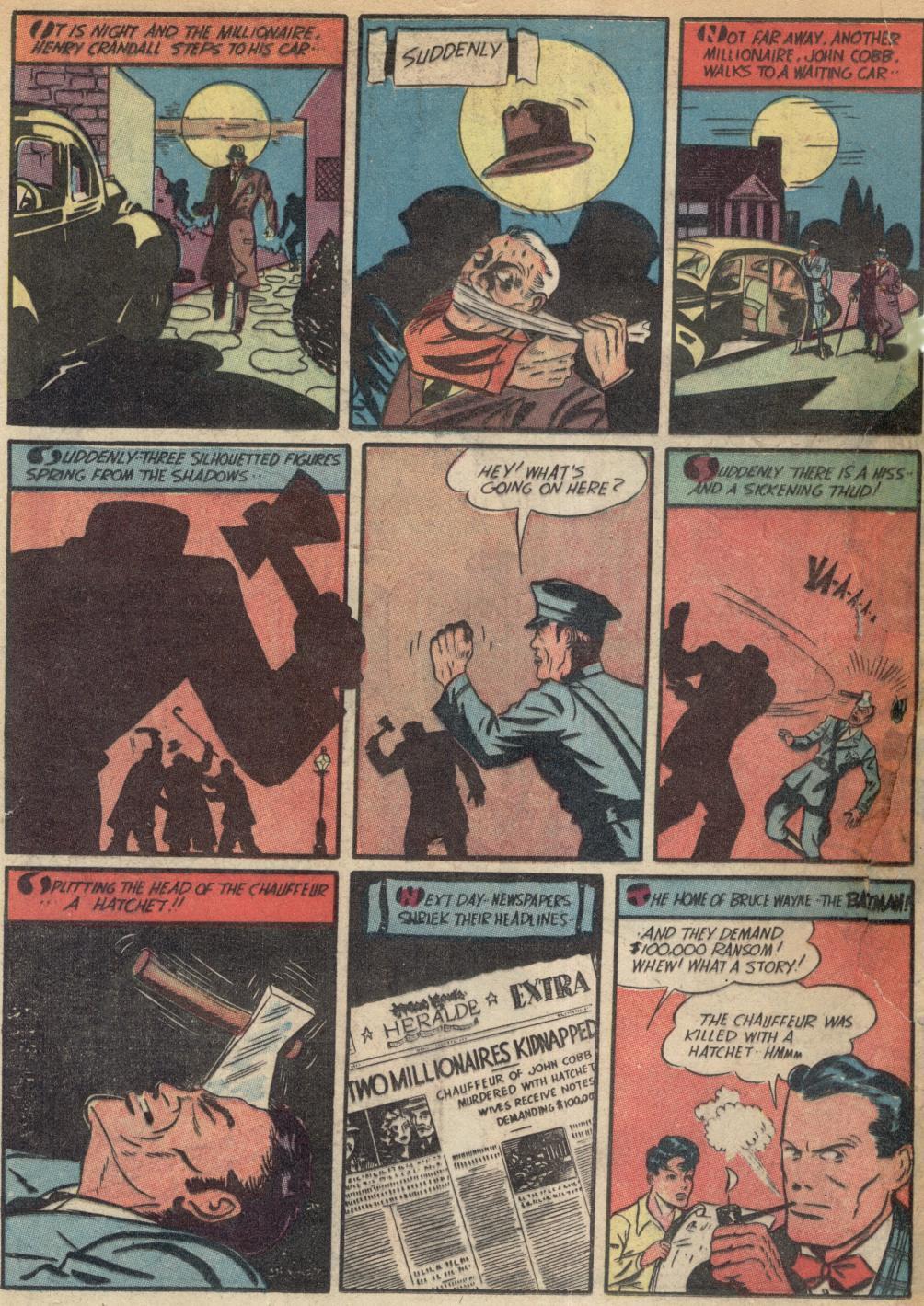 Read online Detective Comics (1937) comic -  Issue #39 - 5