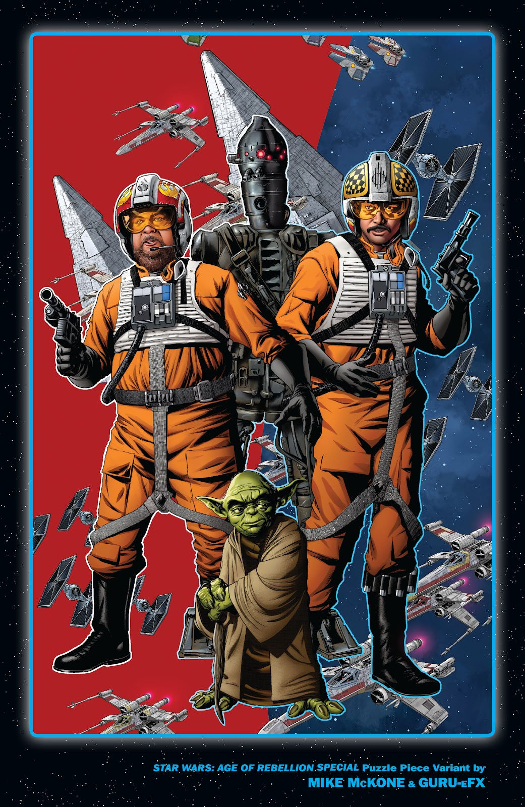 Read online Star Wars: Age of Rebellion - Heroes comic -  Issue # TPB - 124