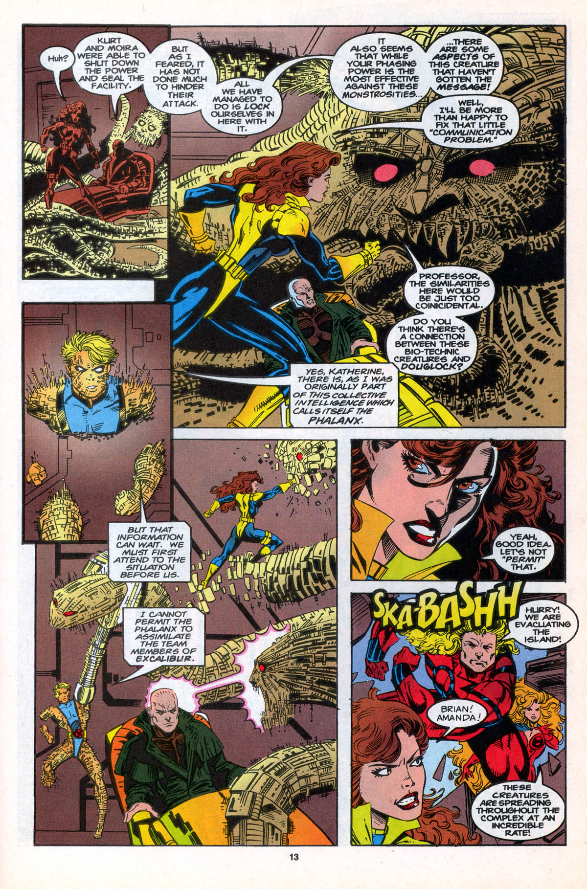 Read online X-Factor (1986) comic -  Issue #106 - 15