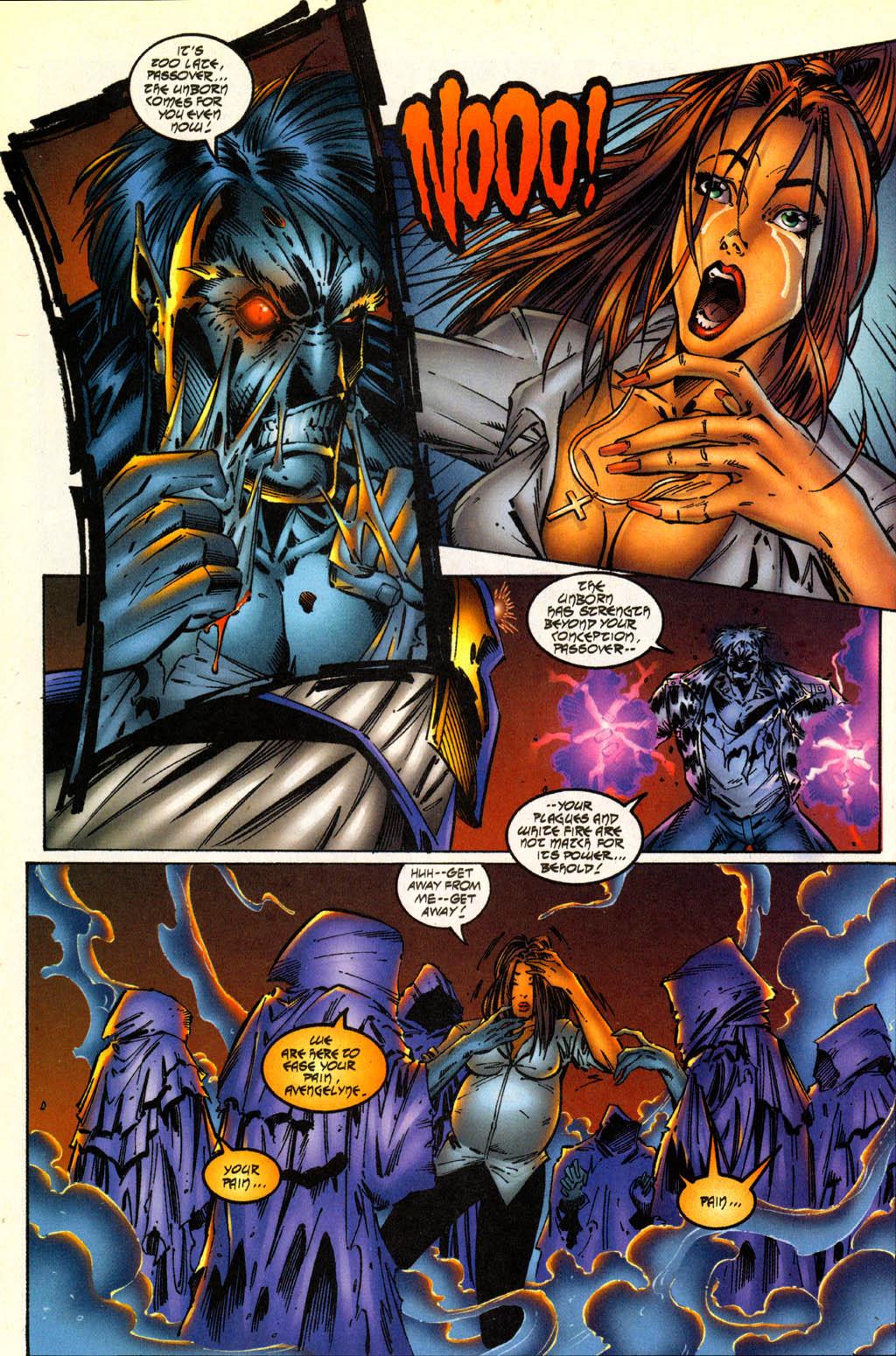 Read online Avengelyne (1996) comic -  Issue #2 - 20
