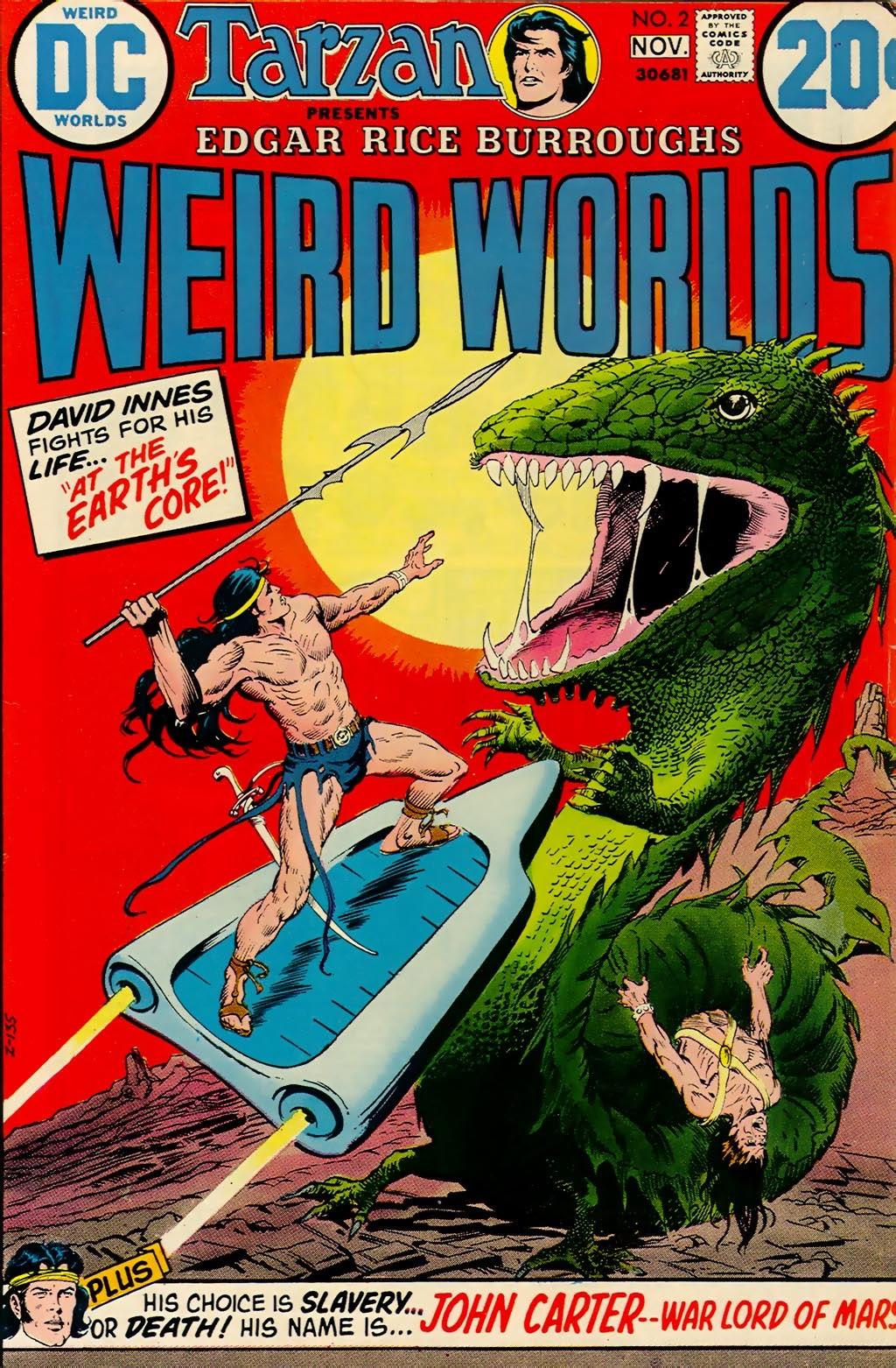 Weird Worlds (1972) 2 Page 1