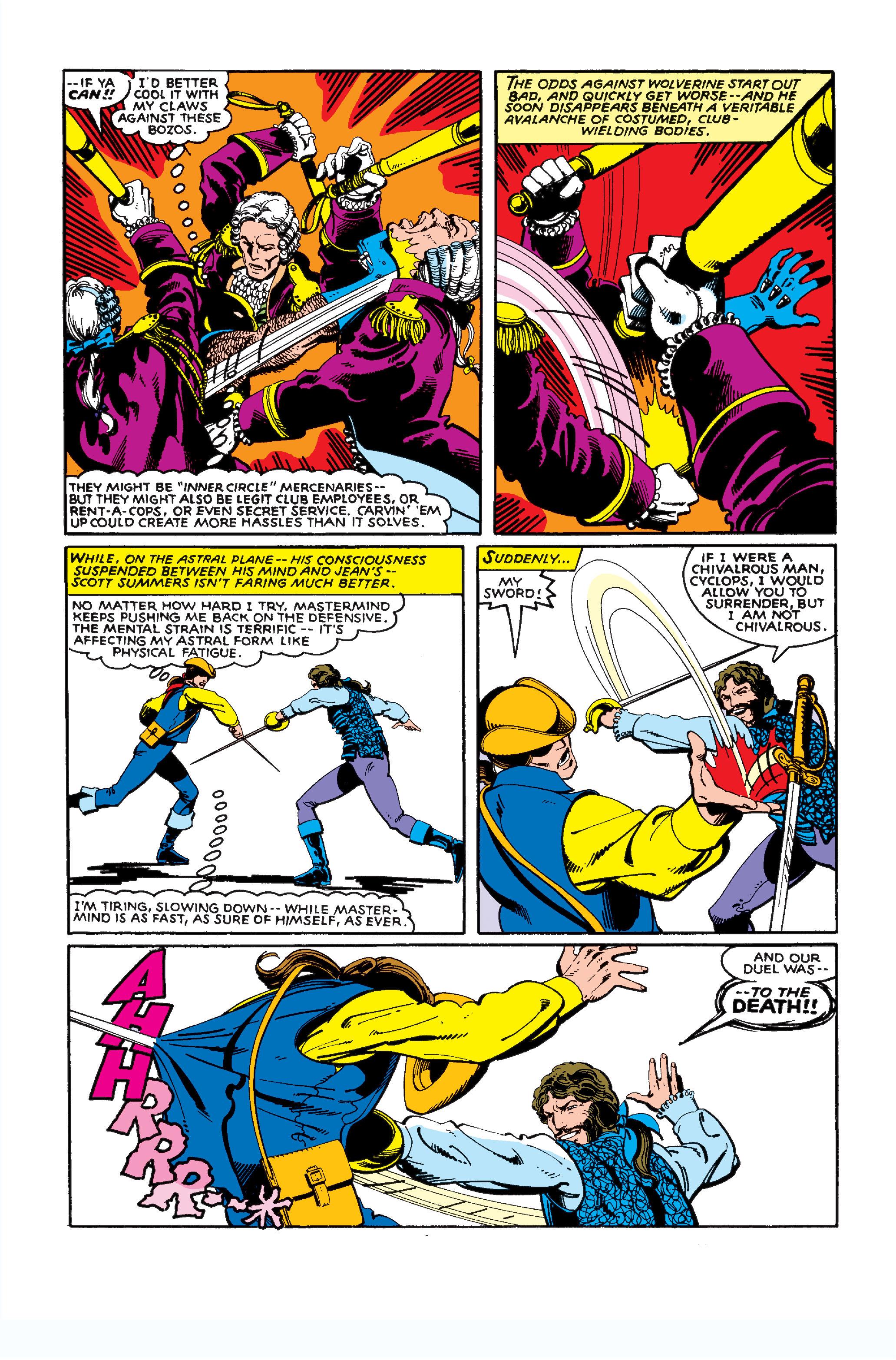 Read online Uncanny X-Men (1963) comic -  Issue #133 - 17