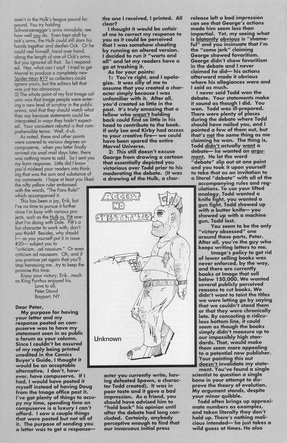 The Savage Dragon (1993) Issue #22 #25 - English 31
